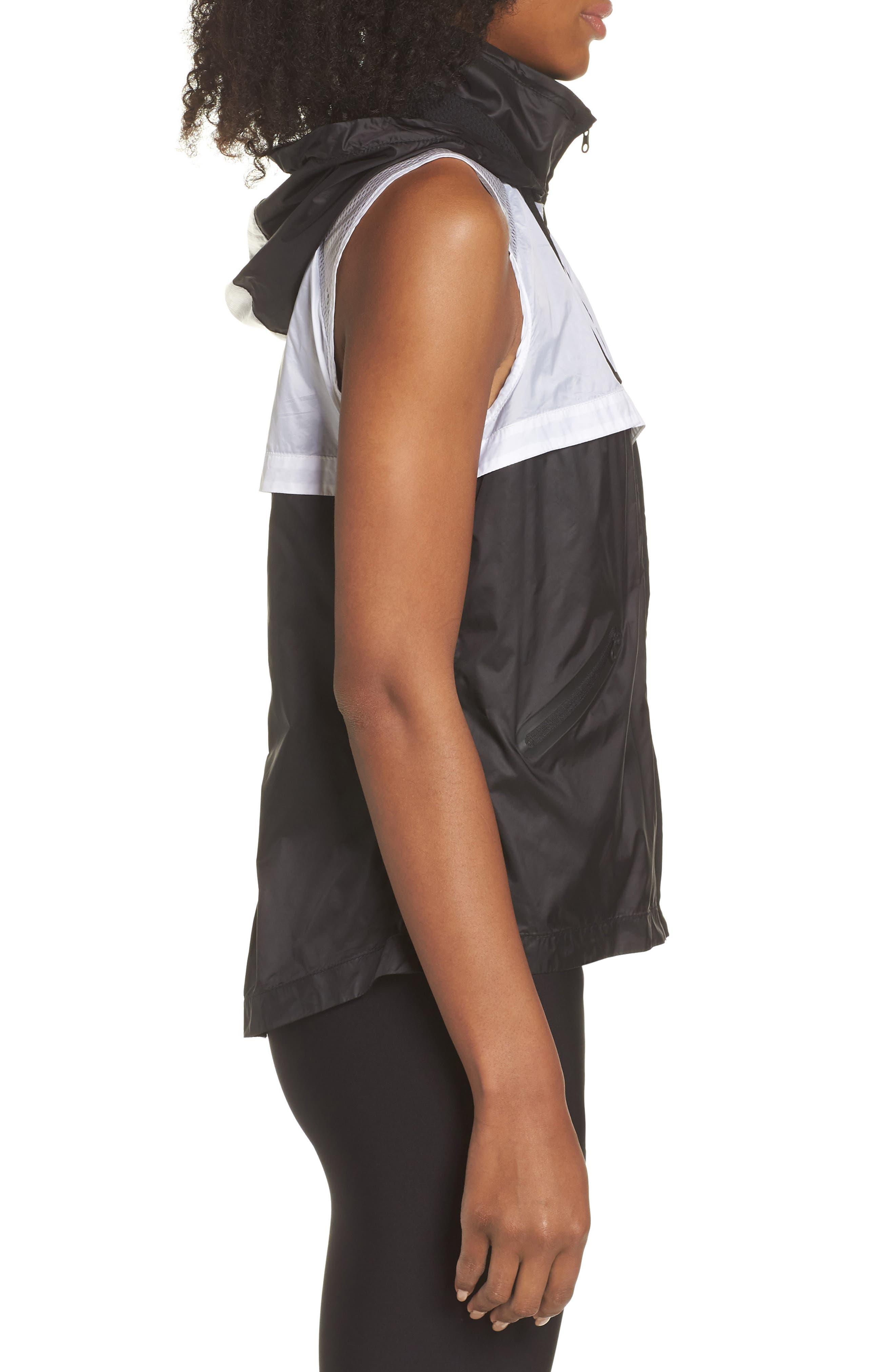 Moonlight Vest,                             Alternate thumbnail 3, color,                             Black
