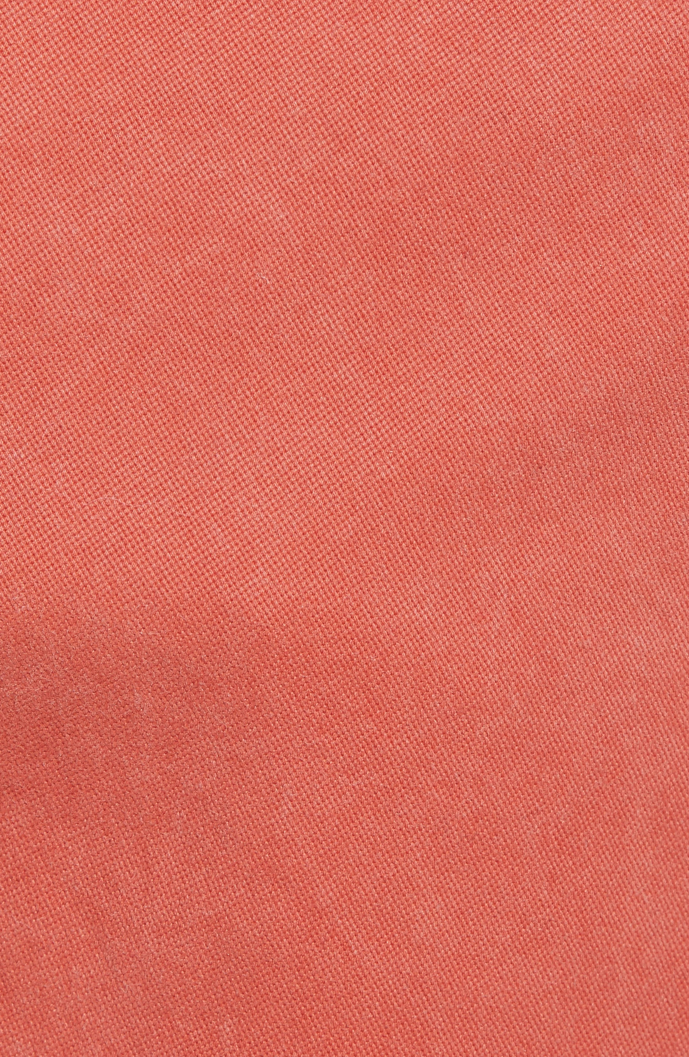 Glenburn Shorts,                             Alternate thumbnail 6, color,                             Red Ochre