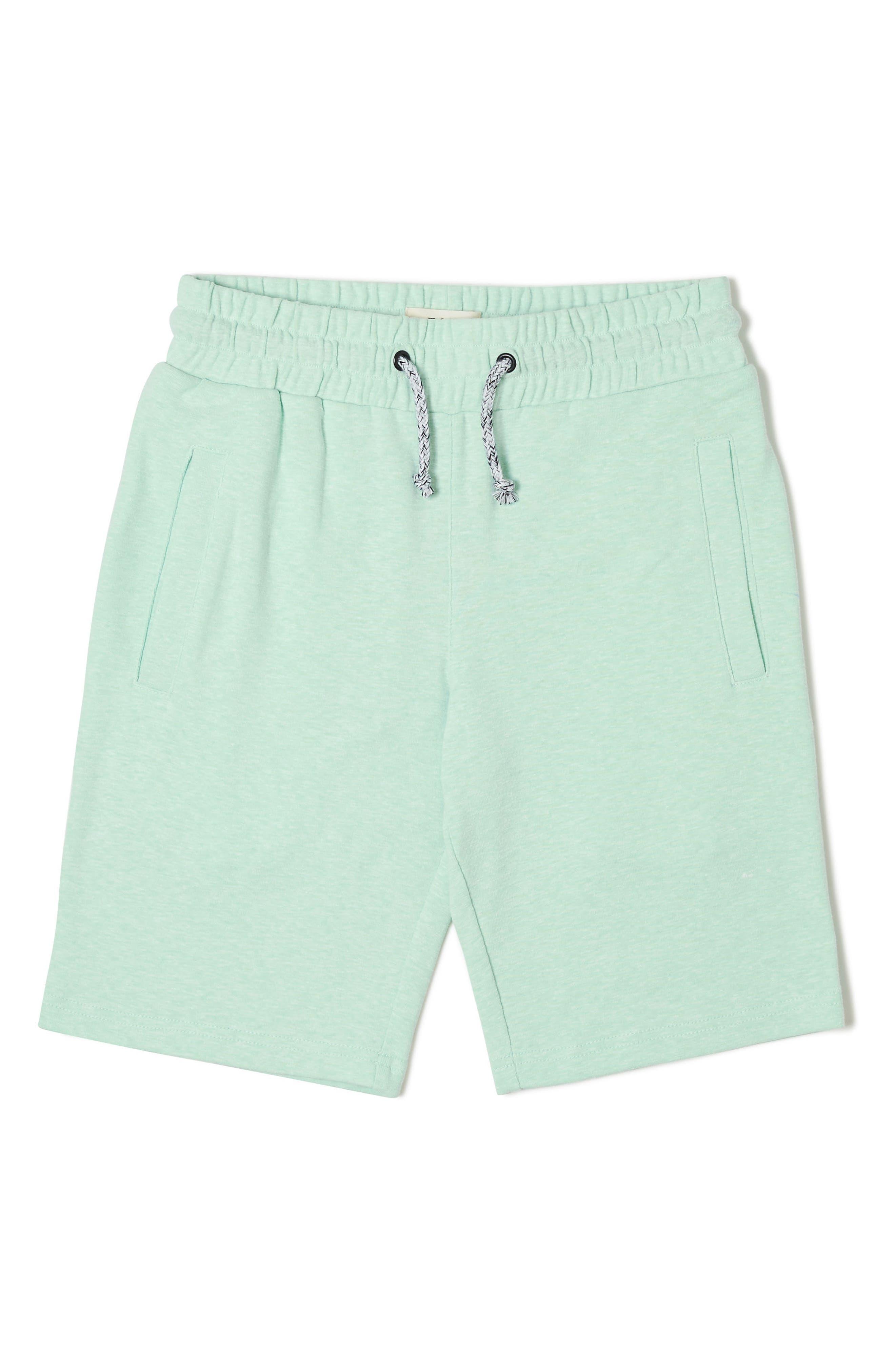 Ranger Knit Shorts,                             Main thumbnail 1, color,                             Green