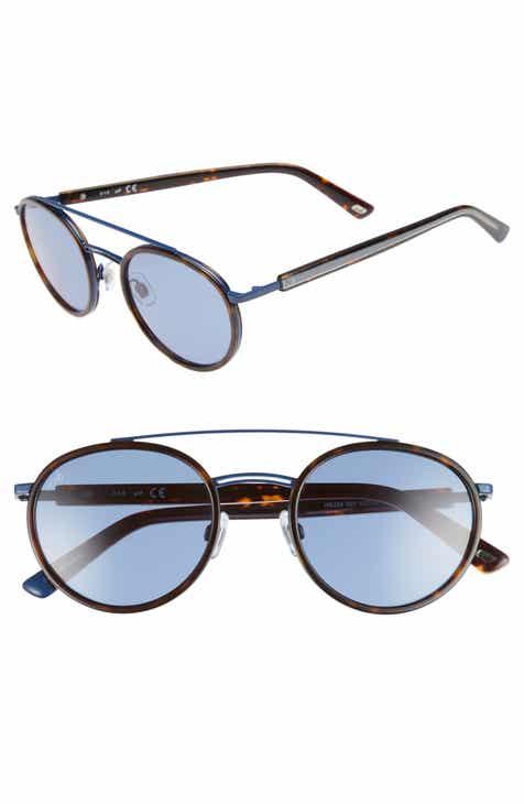 Web 52mm Aviator Sunglasses 25ce269cb5dd