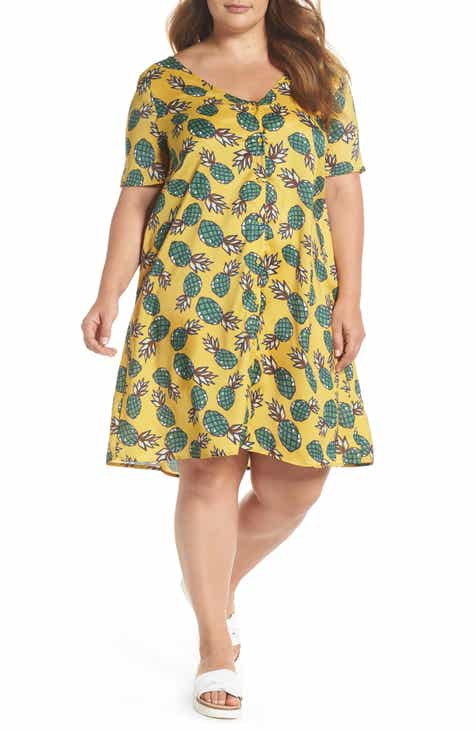 Womens Glamorous Plus Size Dresses Nordstrom