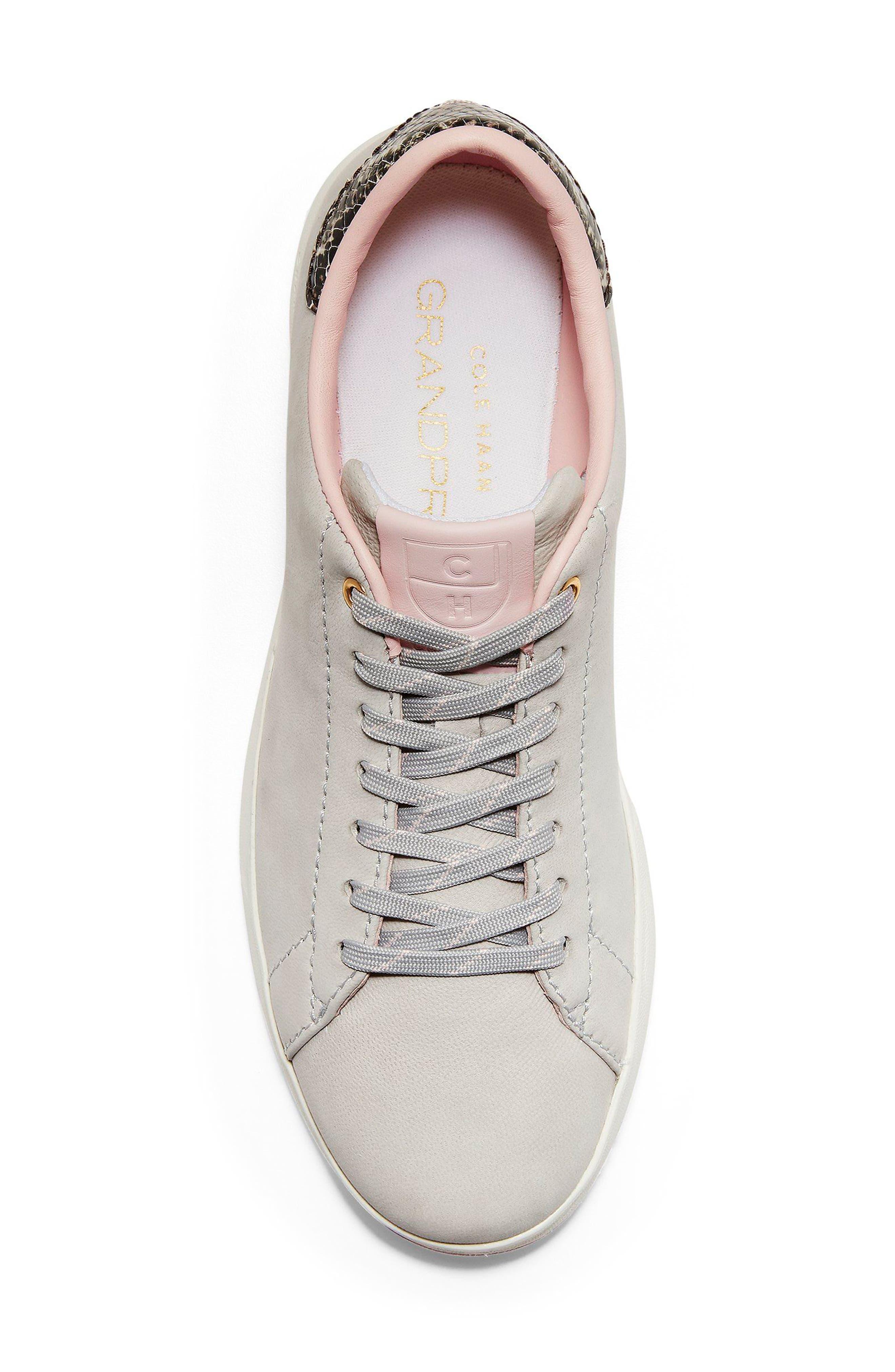 GrandPro Tennis Shoe,                             Alternate thumbnail 9, color,                             Vapor Grey Nubuck