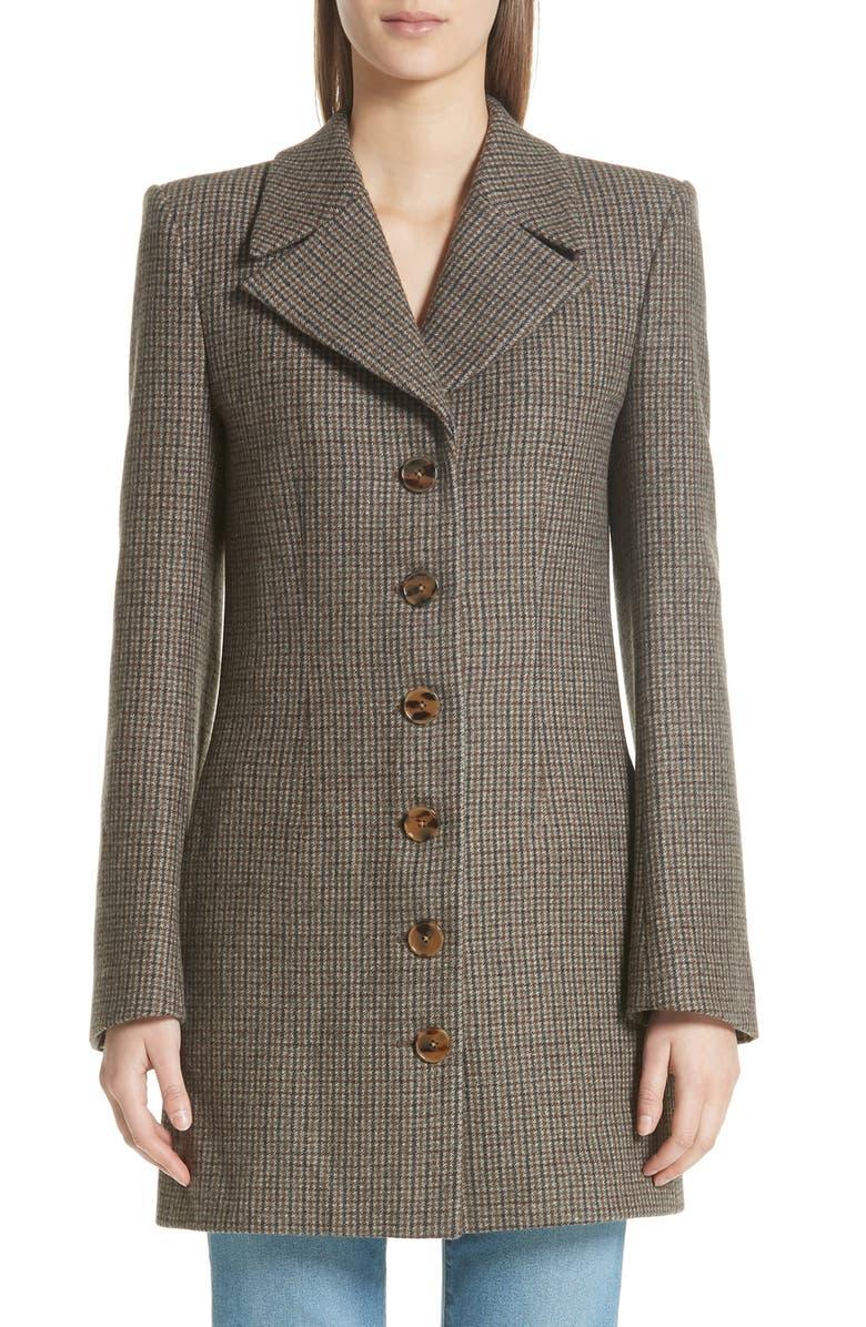 Petra Tweed Wool Jacket