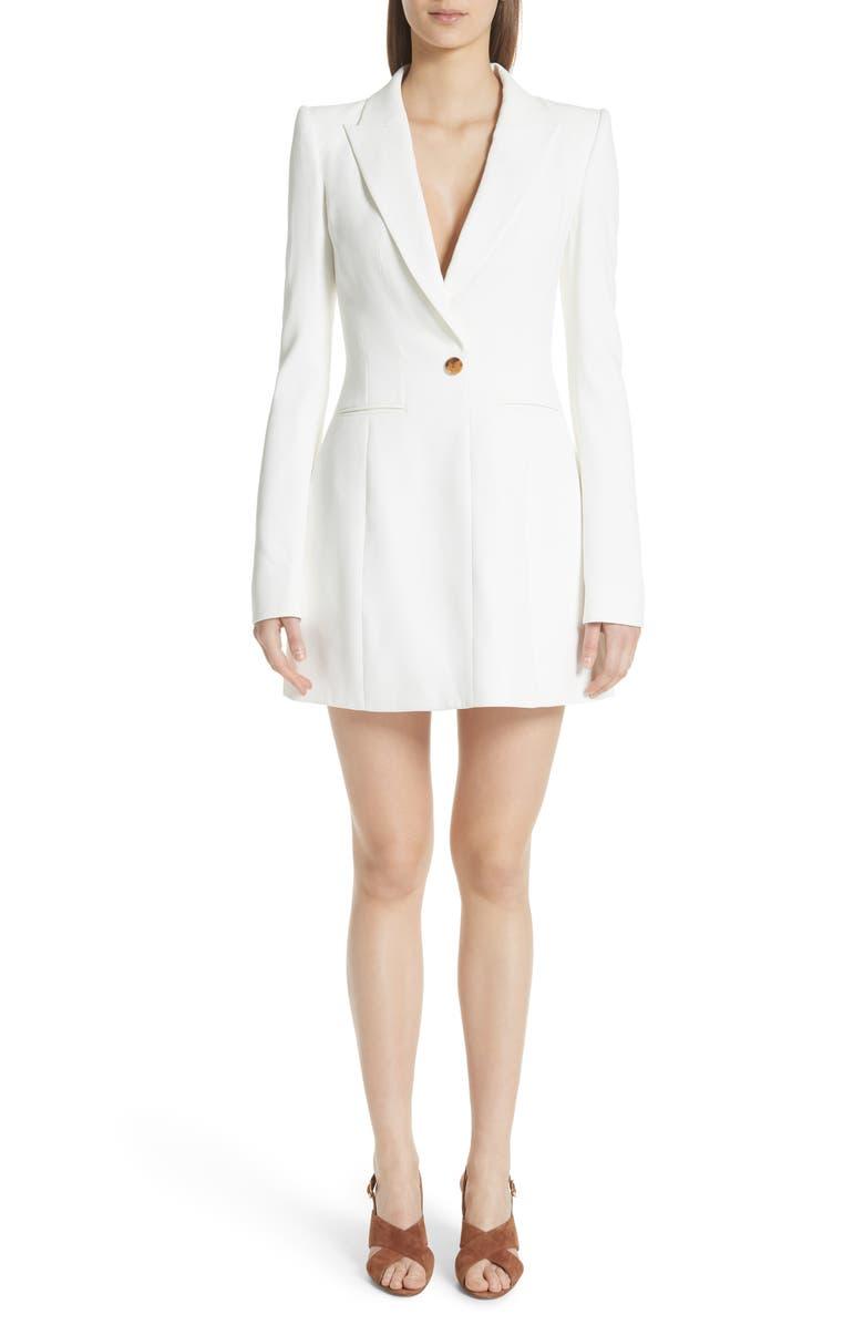 Natasha Crepe Blazer Dress