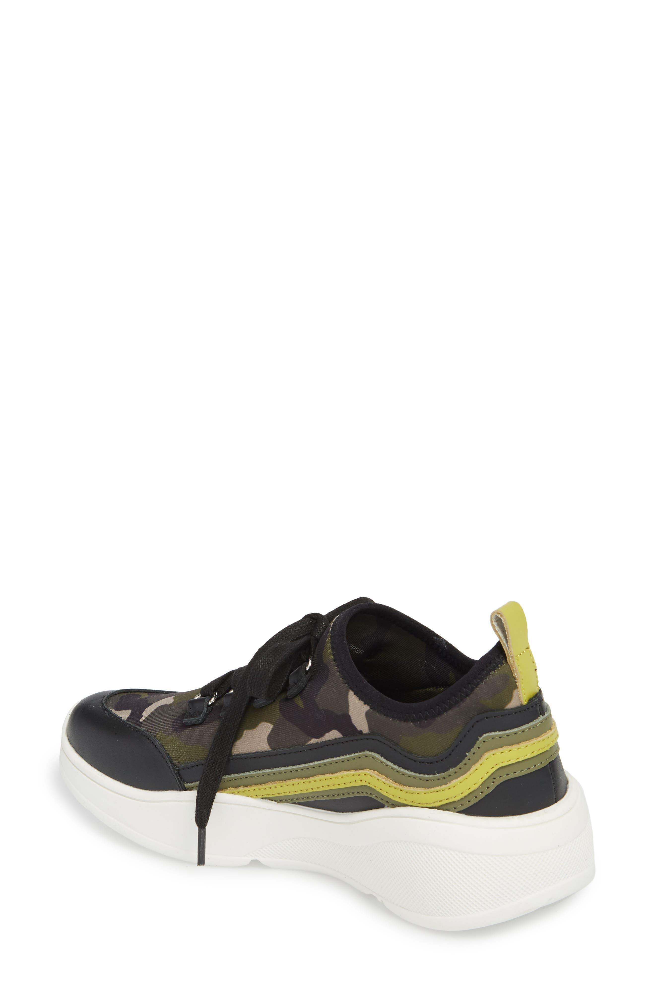 Cavo Rainbow Sneaker,                             Alternate thumbnail 2, color,                             Camo Multi