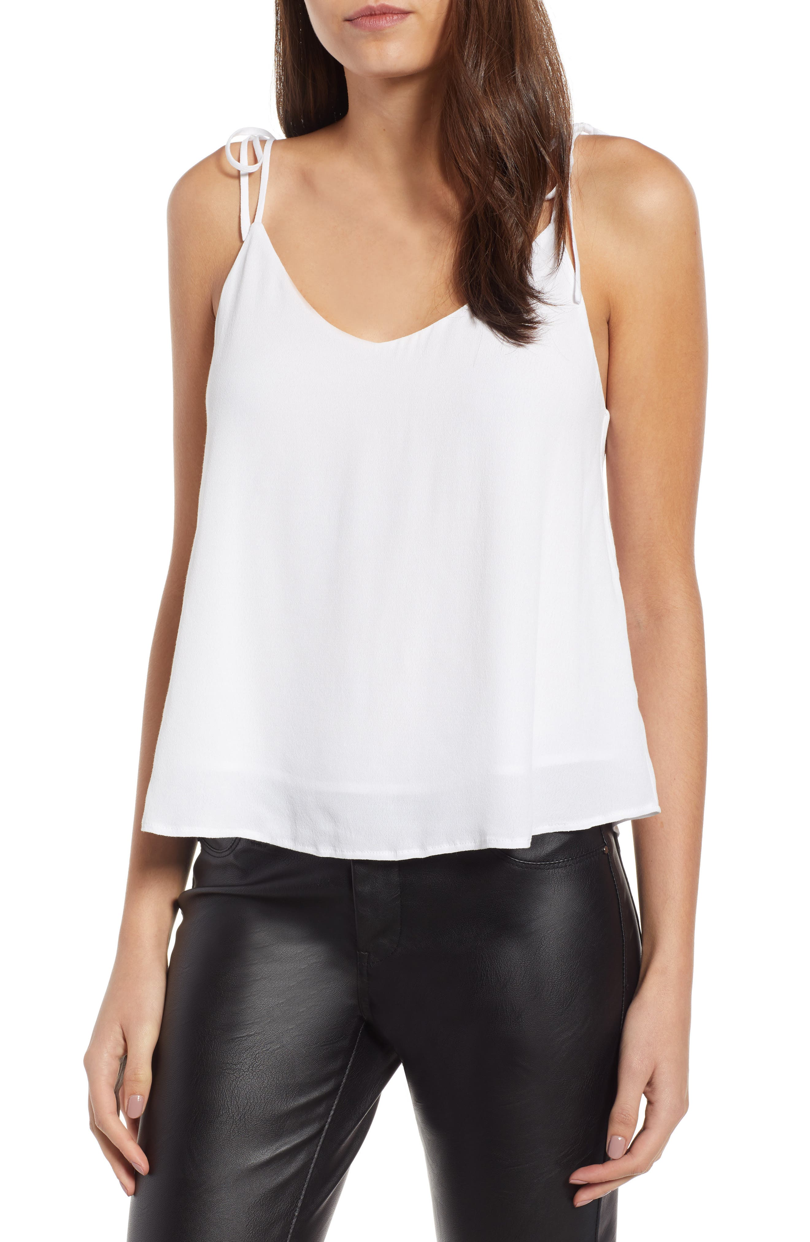 Camisole,                             Main thumbnail 1, color,                             Ivory