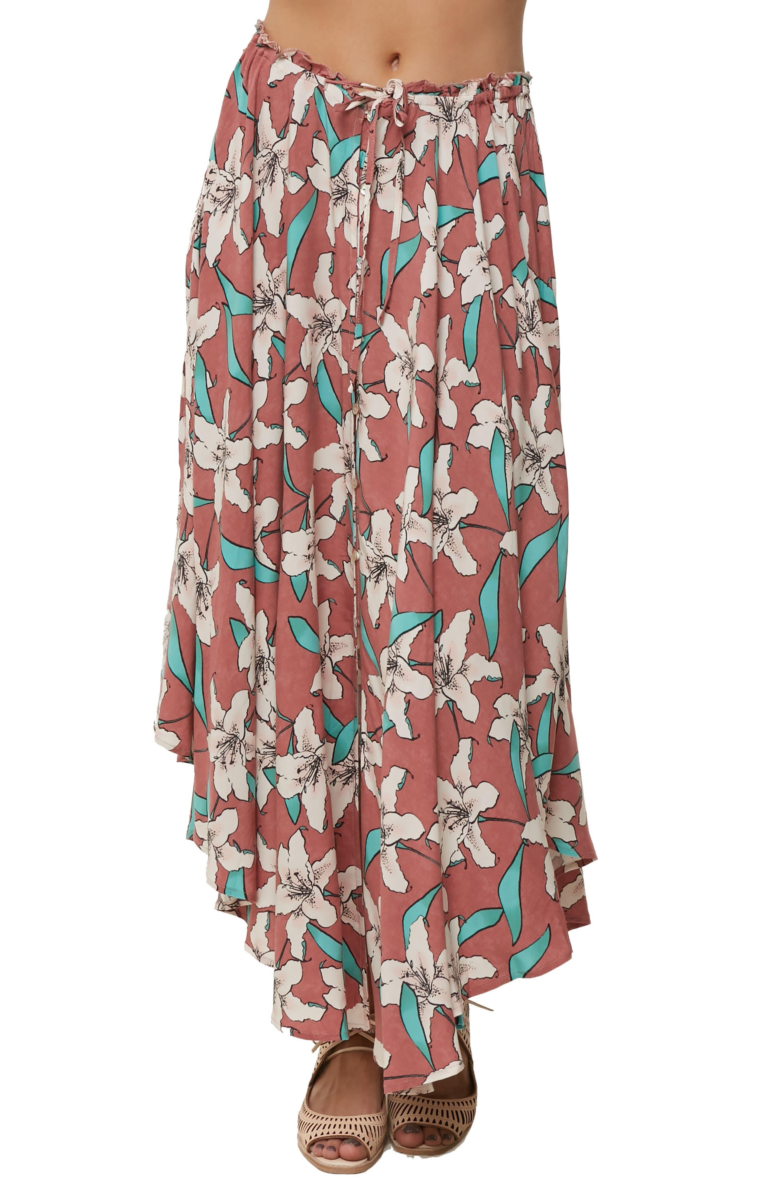 O'Neill Kalani Print Skirt