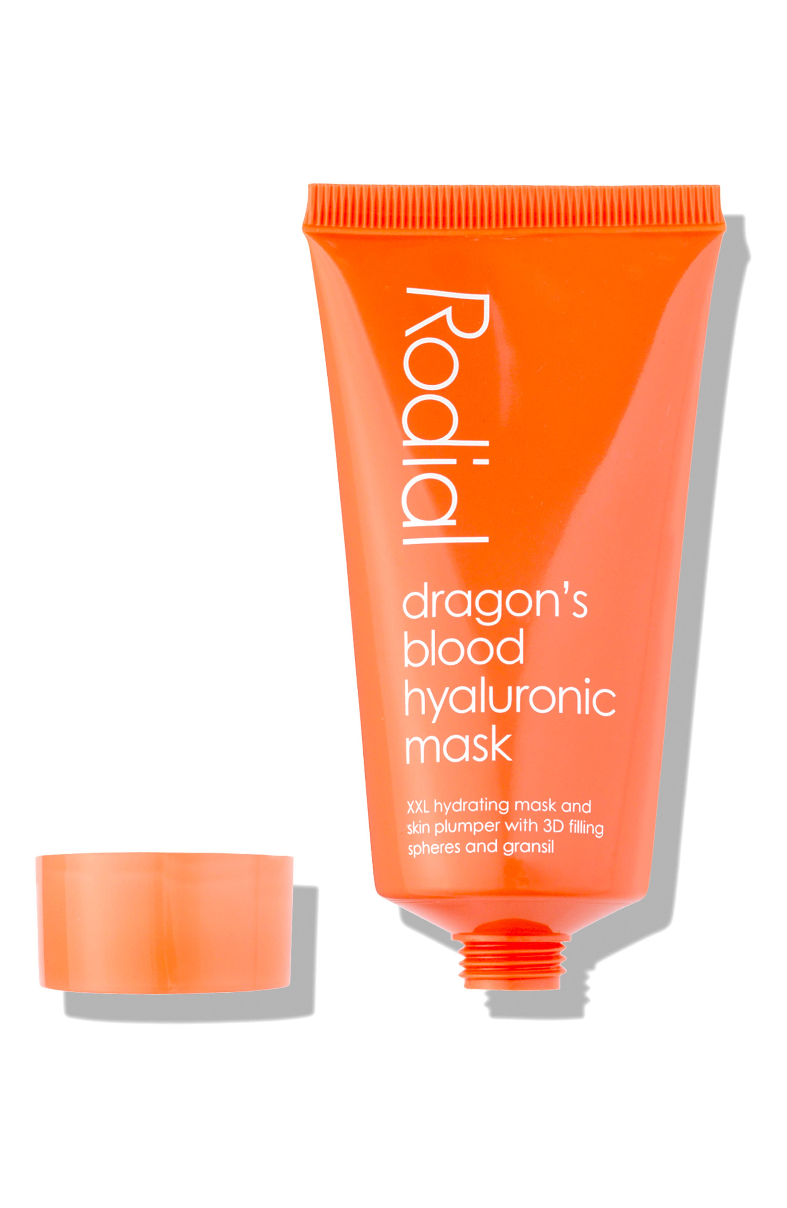 SPACE.NK.apothecary Rodial Dragon's Blood Hyaluronic Mask,                             Alternate thumbnail 2, color,                             No Color
