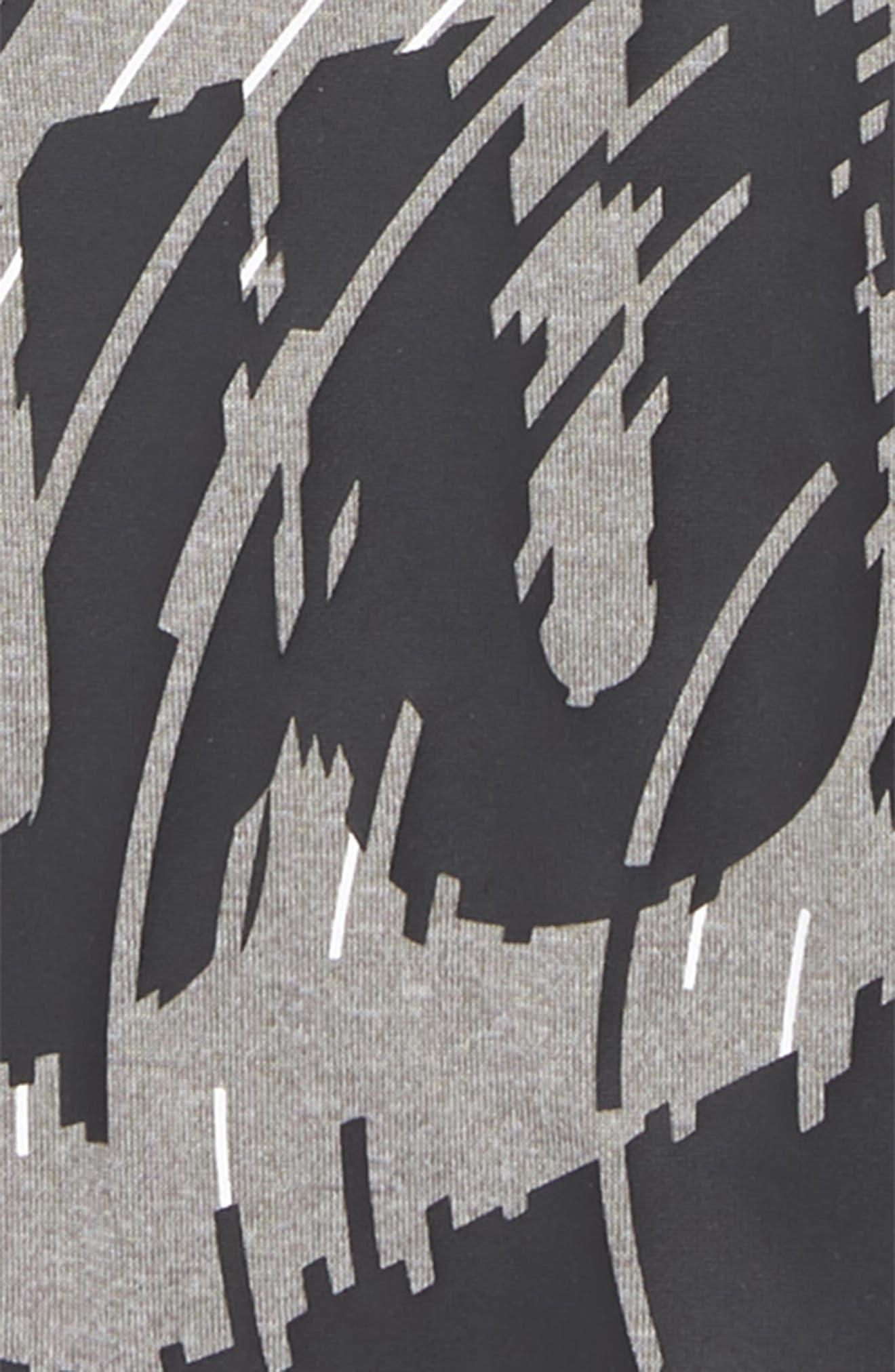 Dry Ripple JDI Graphic T-Shirt,                             Alternate thumbnail 2, color,                             Dark Grey Heather