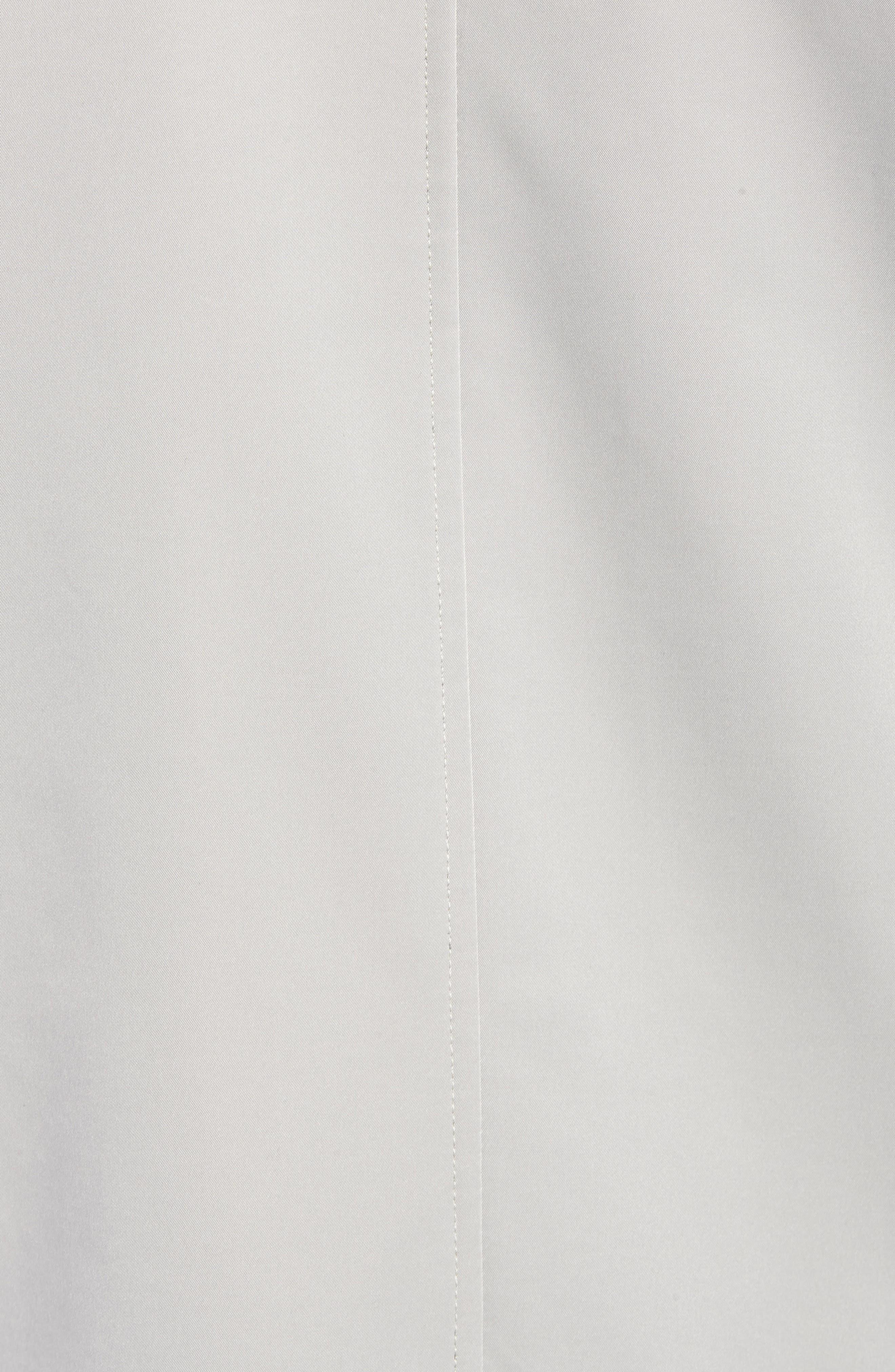 Verner Hooded Mac Jacket,                             Alternate thumbnail 4, color,                             Taupe