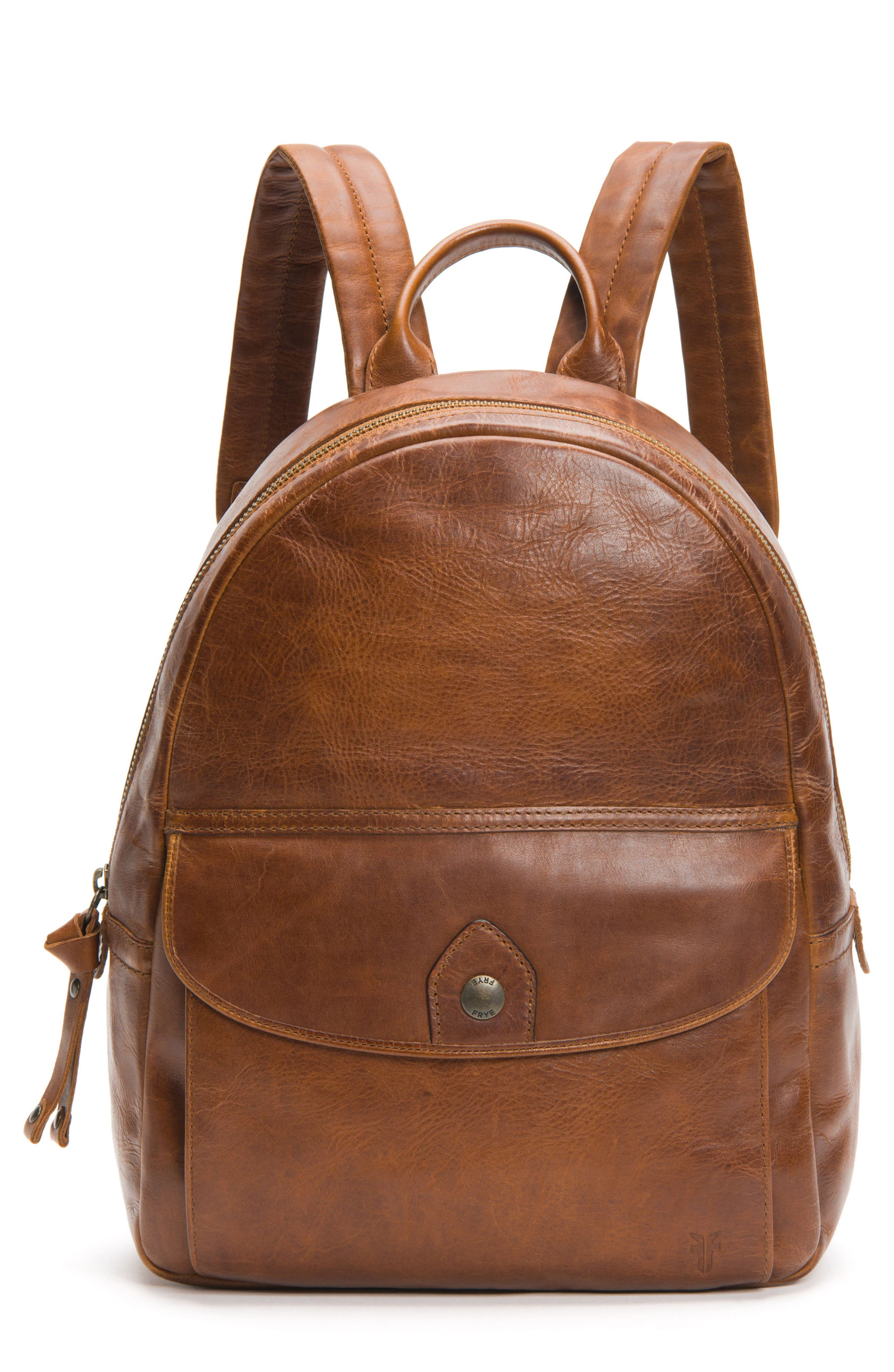 Melissa Leather Backpack by Frye