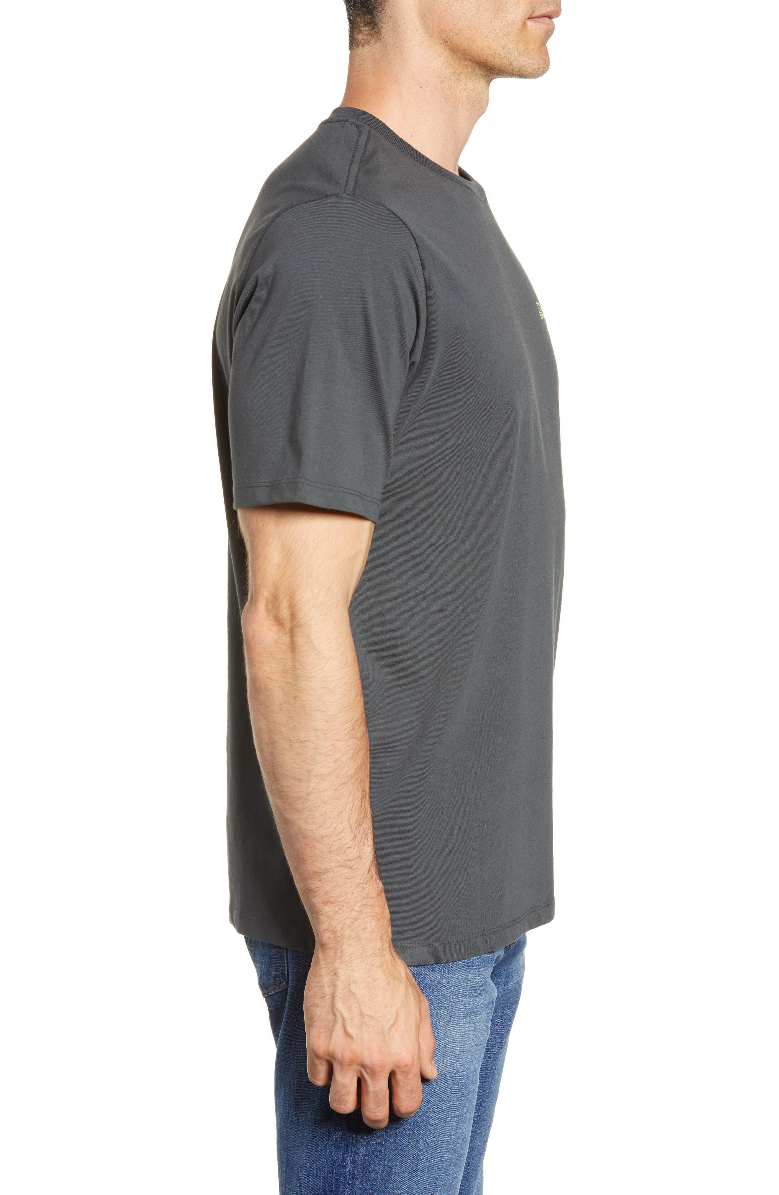 Digital T-Shirt,                             Alternate thumbnail 3, color,                             Coal