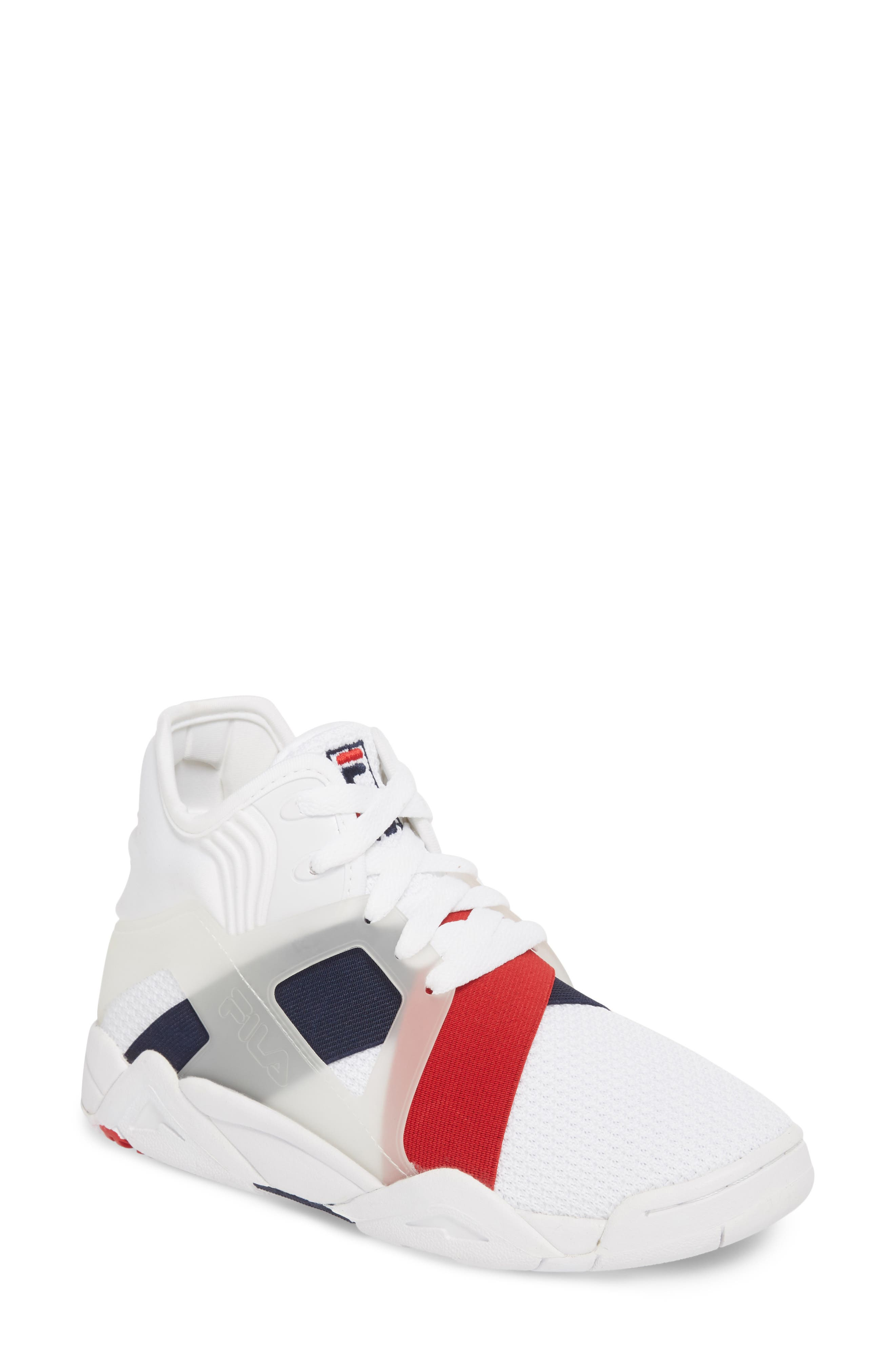FILA Cage 17 High Top Sneaker (Women)