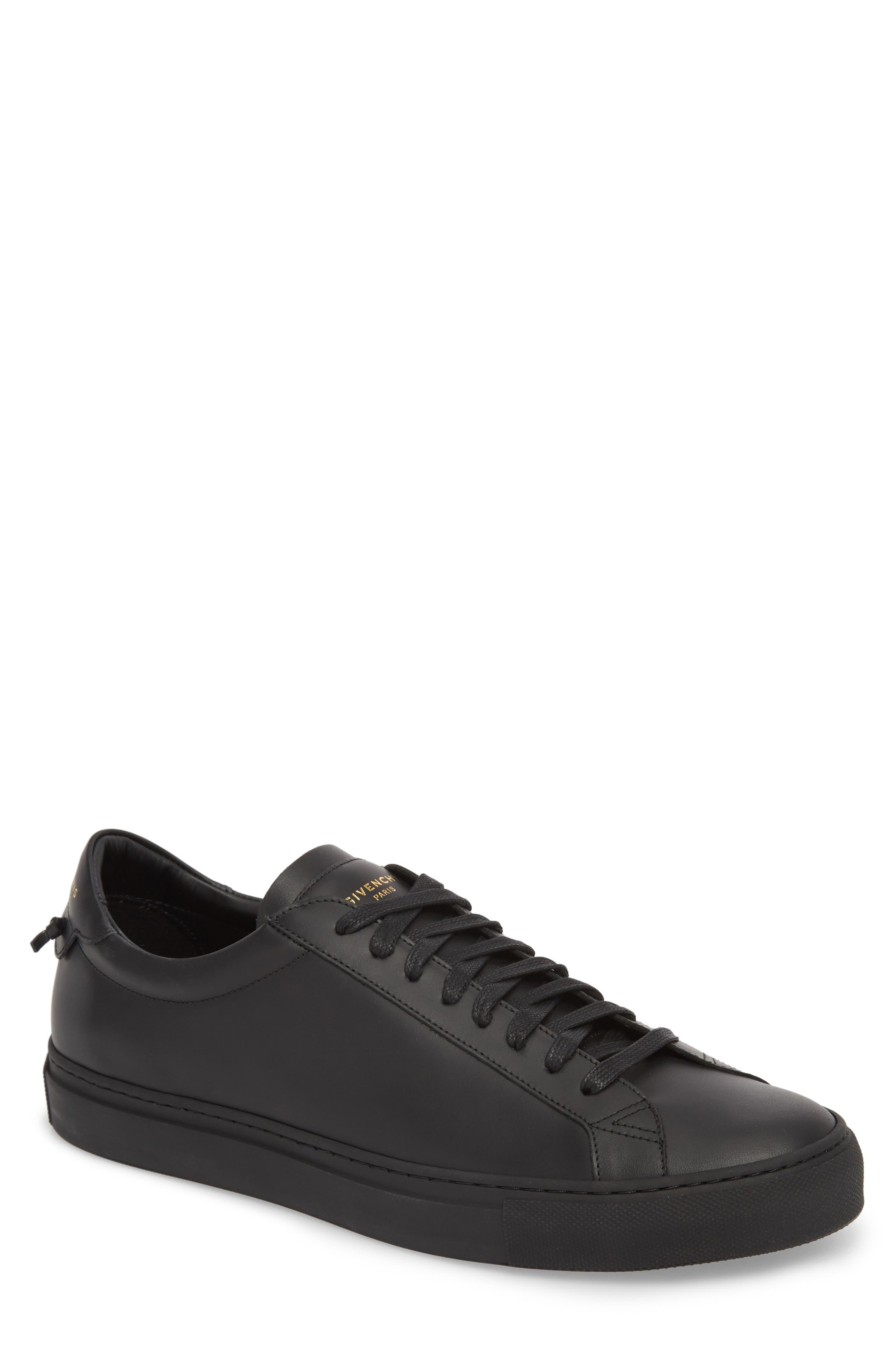 'Urban Knots Lo' Sneaker,                             Main thumbnail 1, color,                             Black