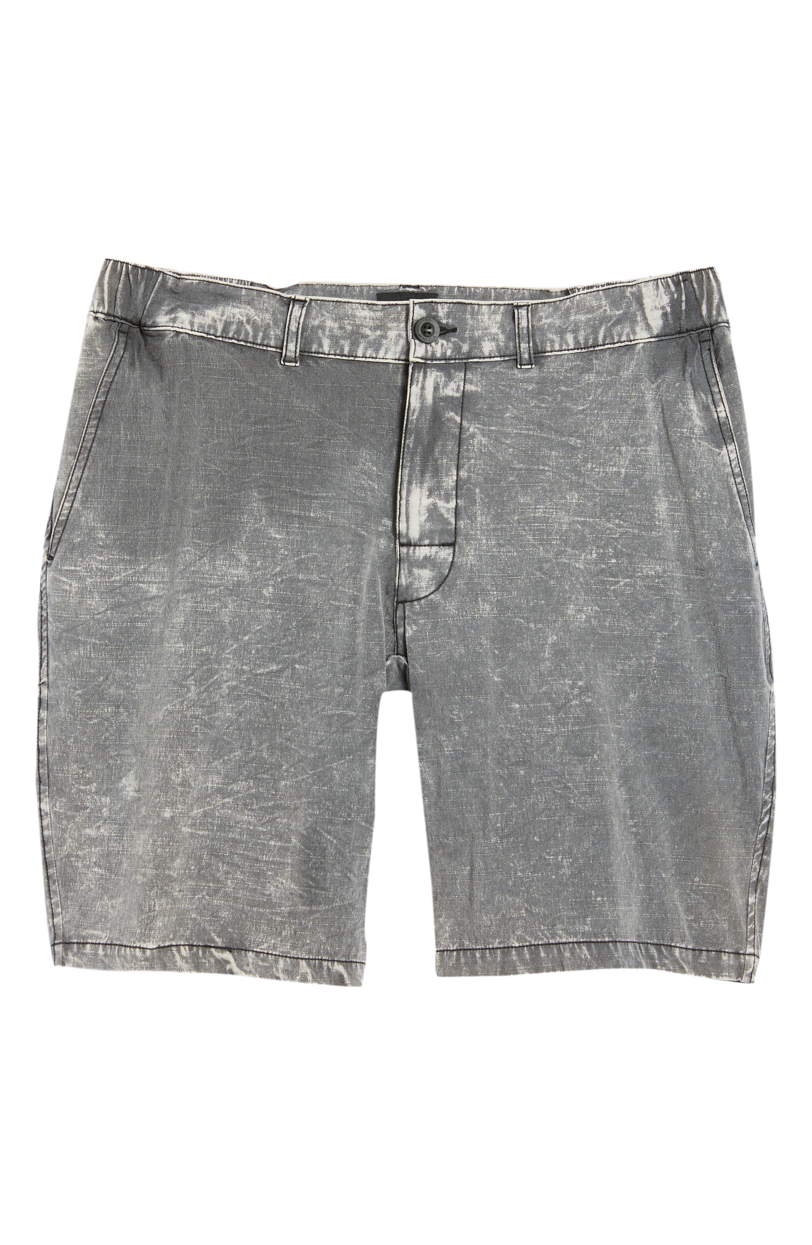 All Time Coastal Hybrid Shorts,                             Alternate thumbnail 3, color,                             Black