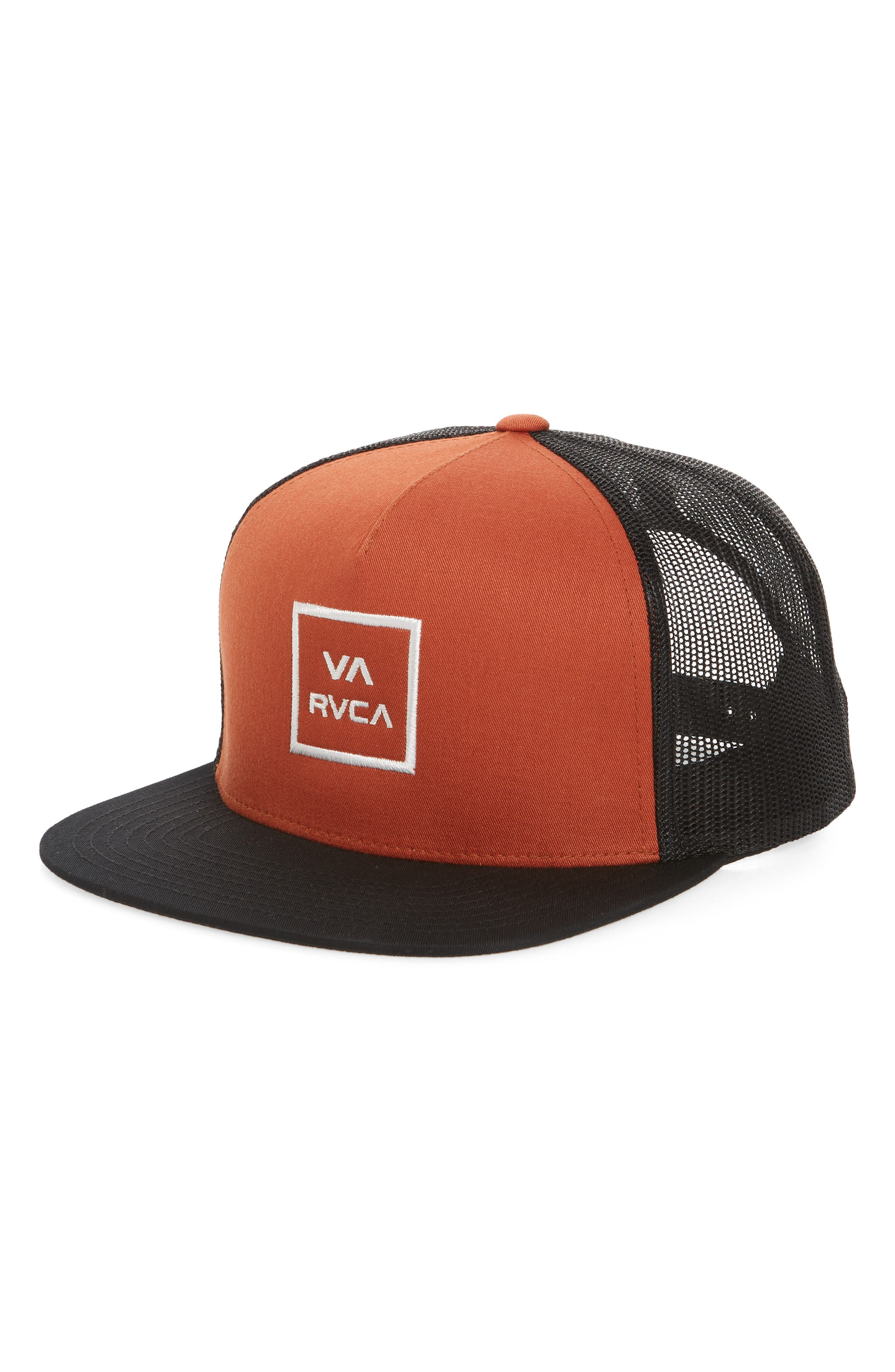 66cd63dbc16f3 buy rvca va all the way trucker iii hat 7bf79 723ff  france mens rvca  snapback caps hats nordstrom 8faa9 77703
