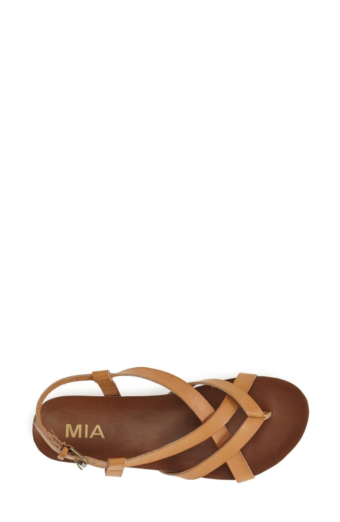 Alternate Image 3  - MIA 'Wildcard' Sandal (Women)
