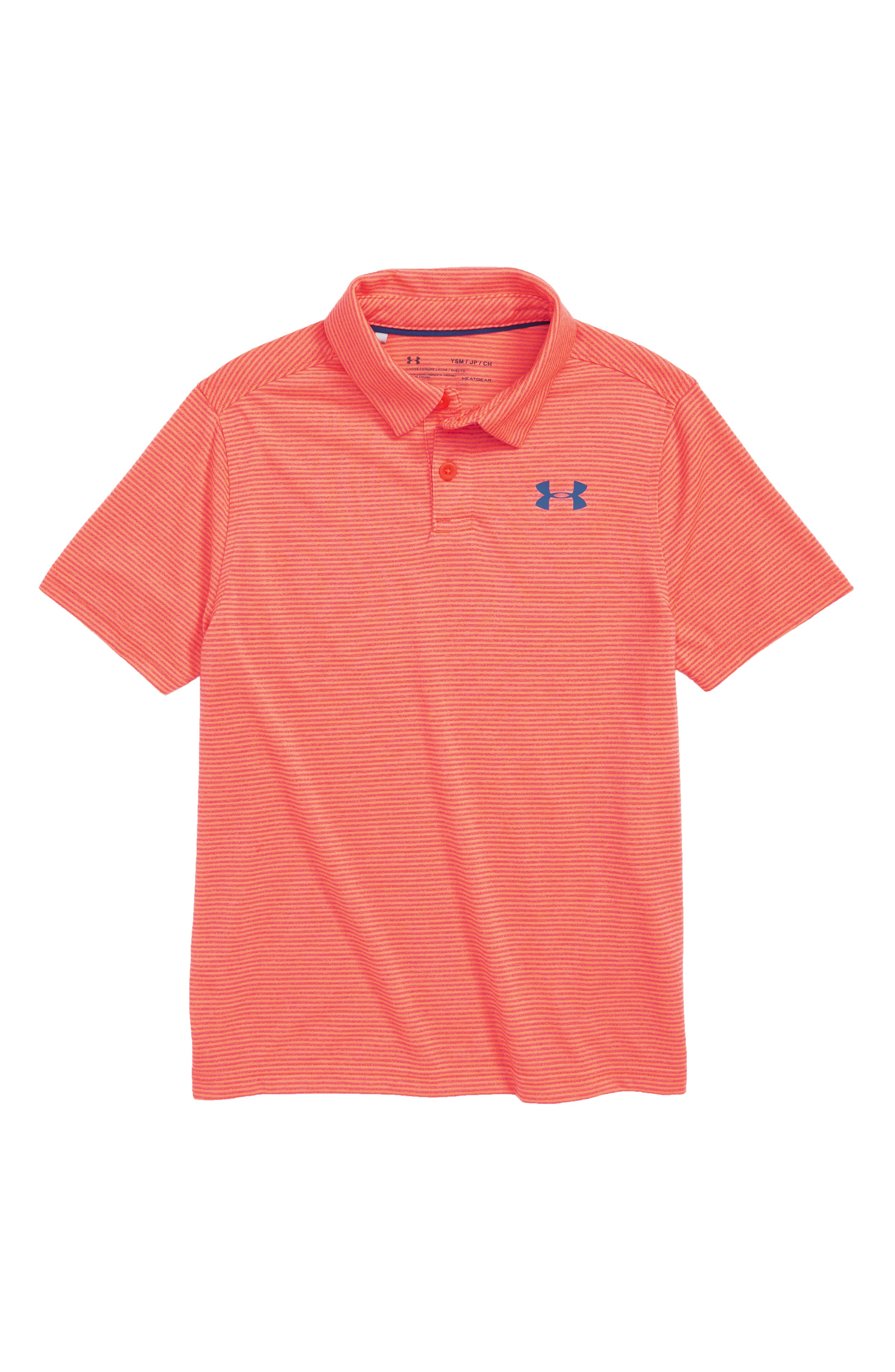 Under Armour Threadborne Polo (Little Boys)