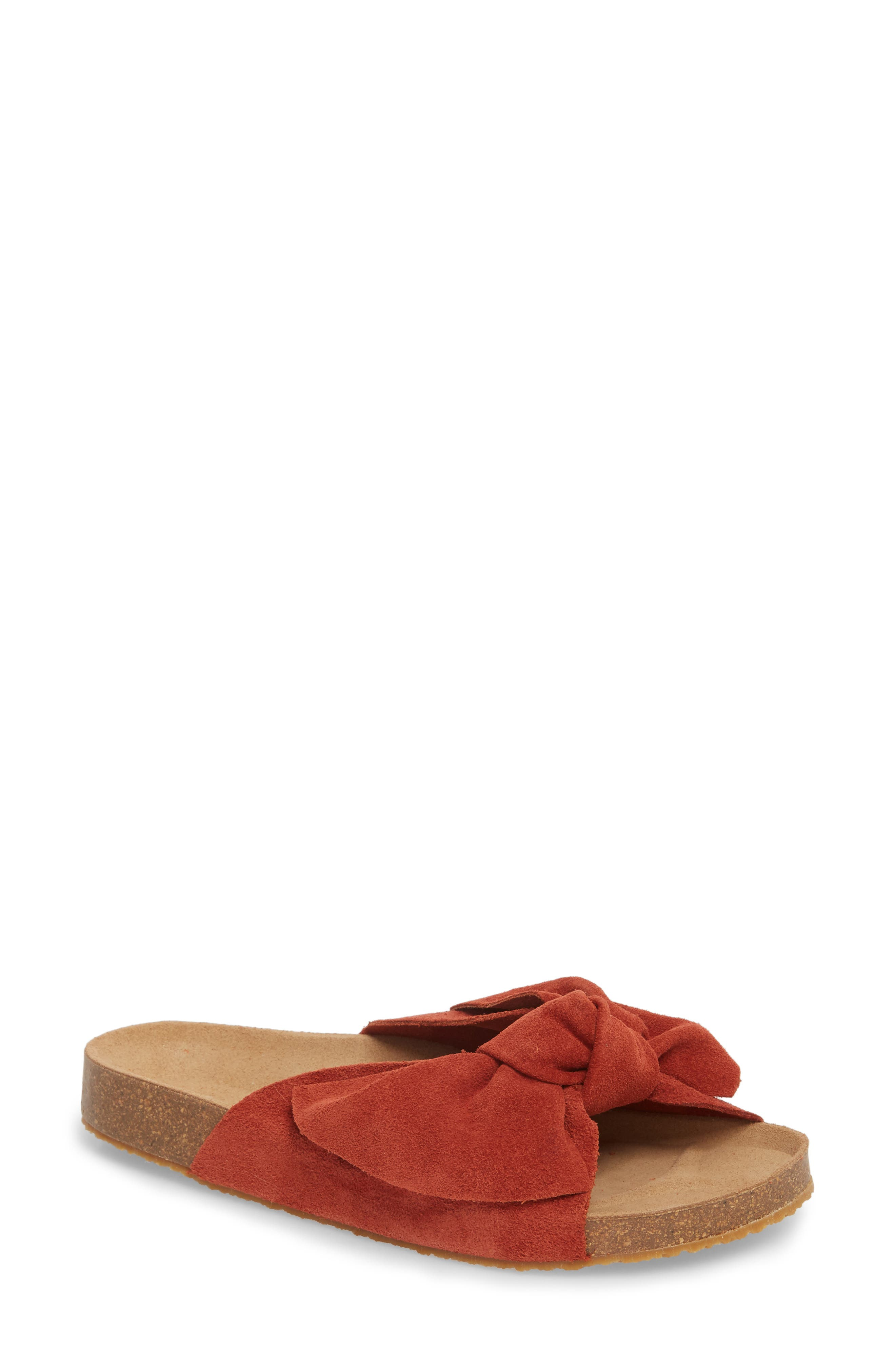 Jeffrey Campbell Sunmist Knotted Slide (Women)