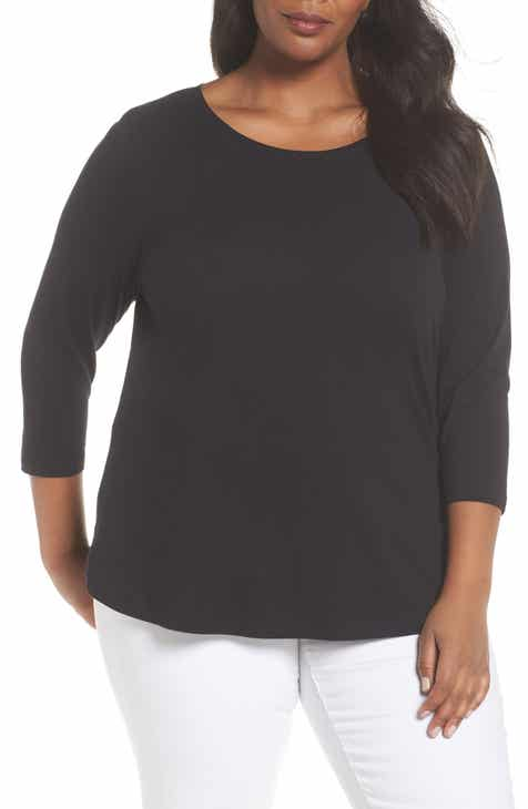 Women s Plus-Size Tops   Nordstrom 328d73277b