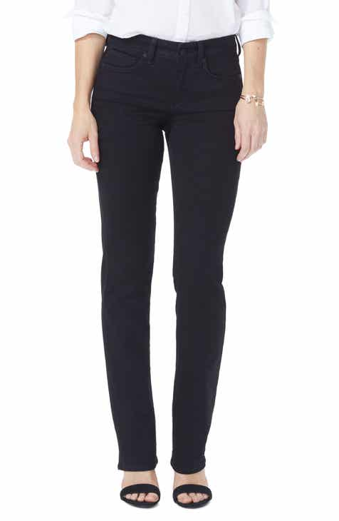 NYDJ Marilyn High Waist Straight Jeans (Regular & Petite) By NYDJ by NYDJ Best #1