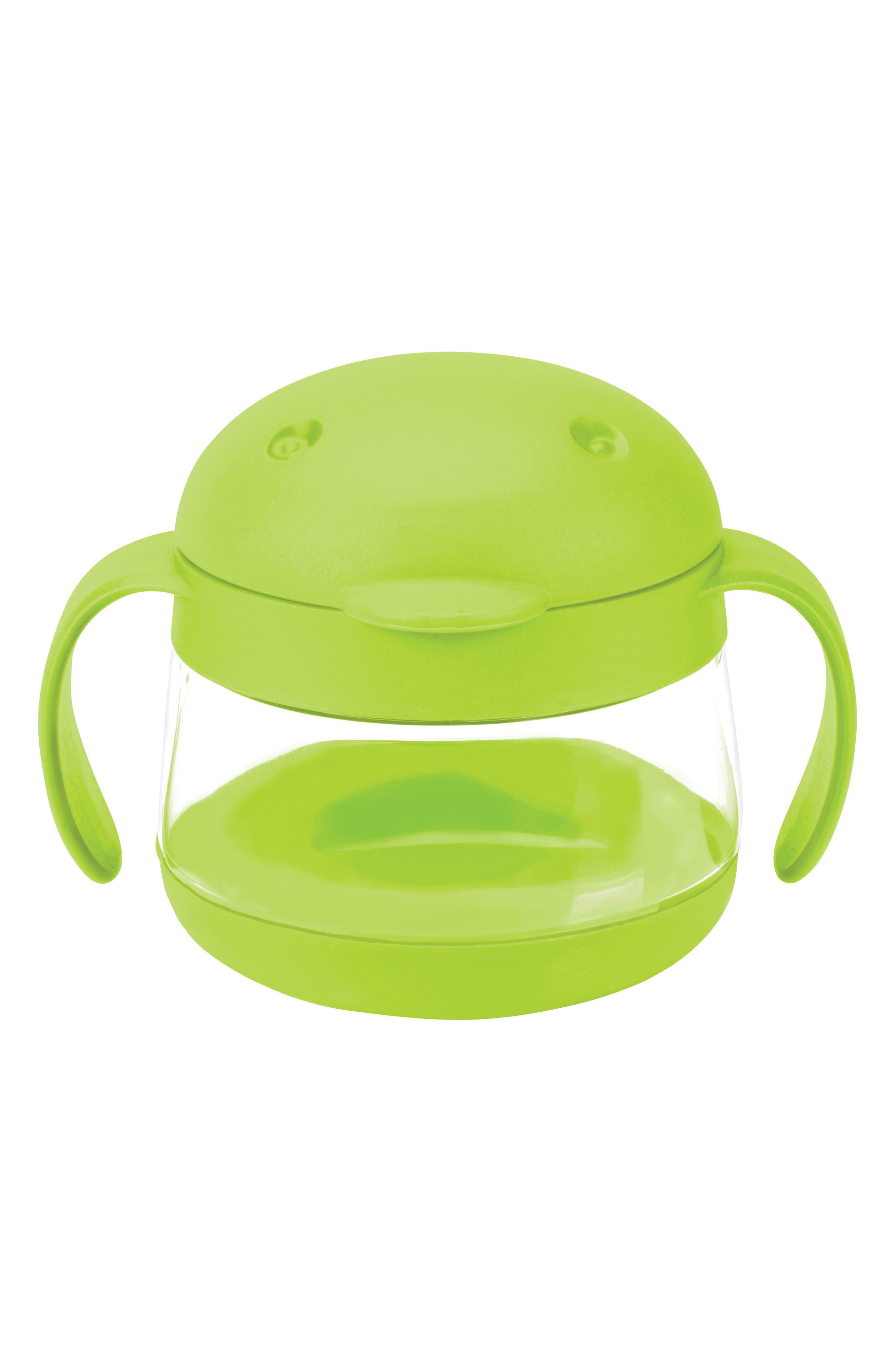 Tweat Snack Container,                         Main,                         color, Green