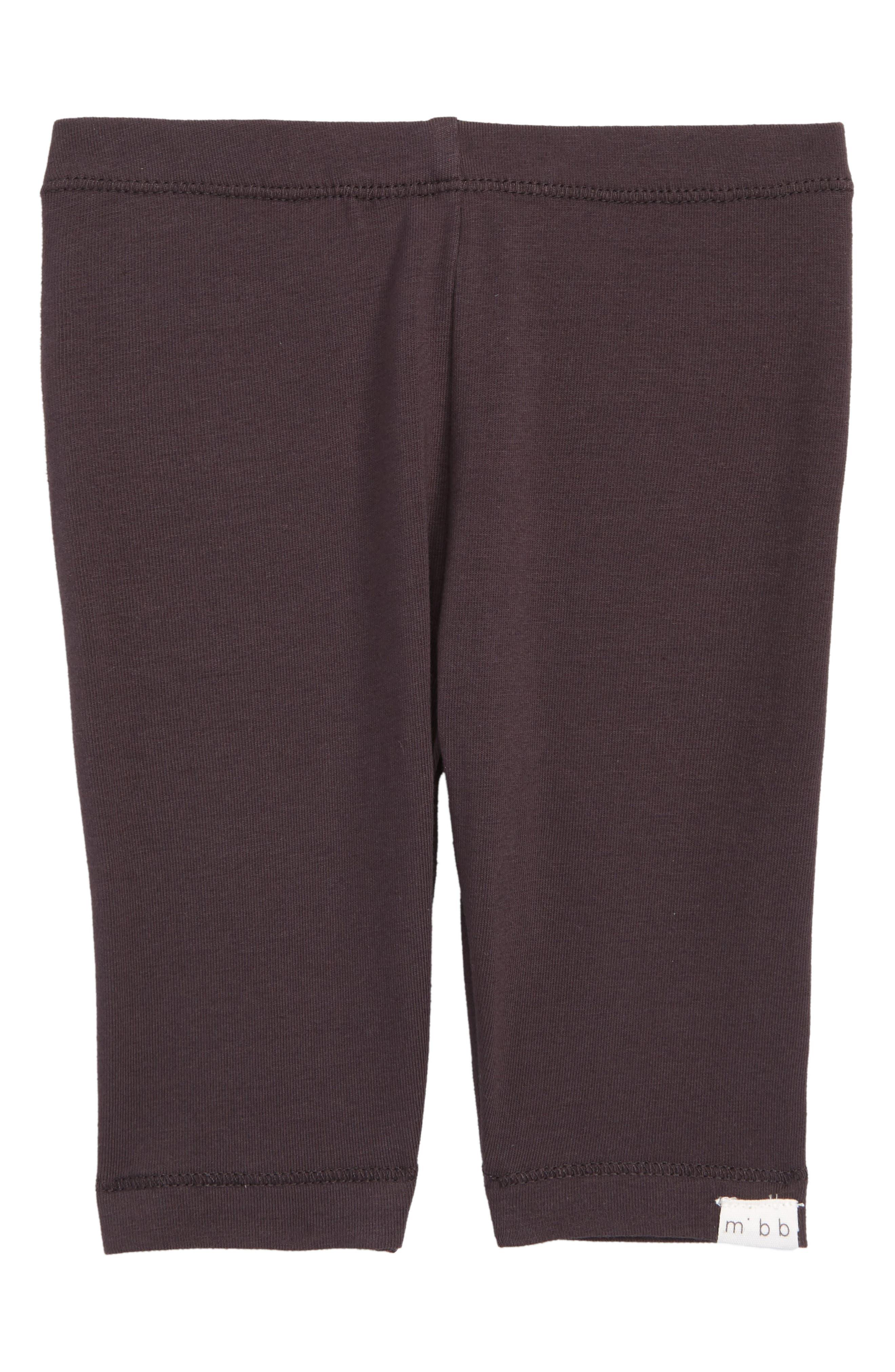 Knit Leggings,                             Main thumbnail 1, color,                             Dark Grey