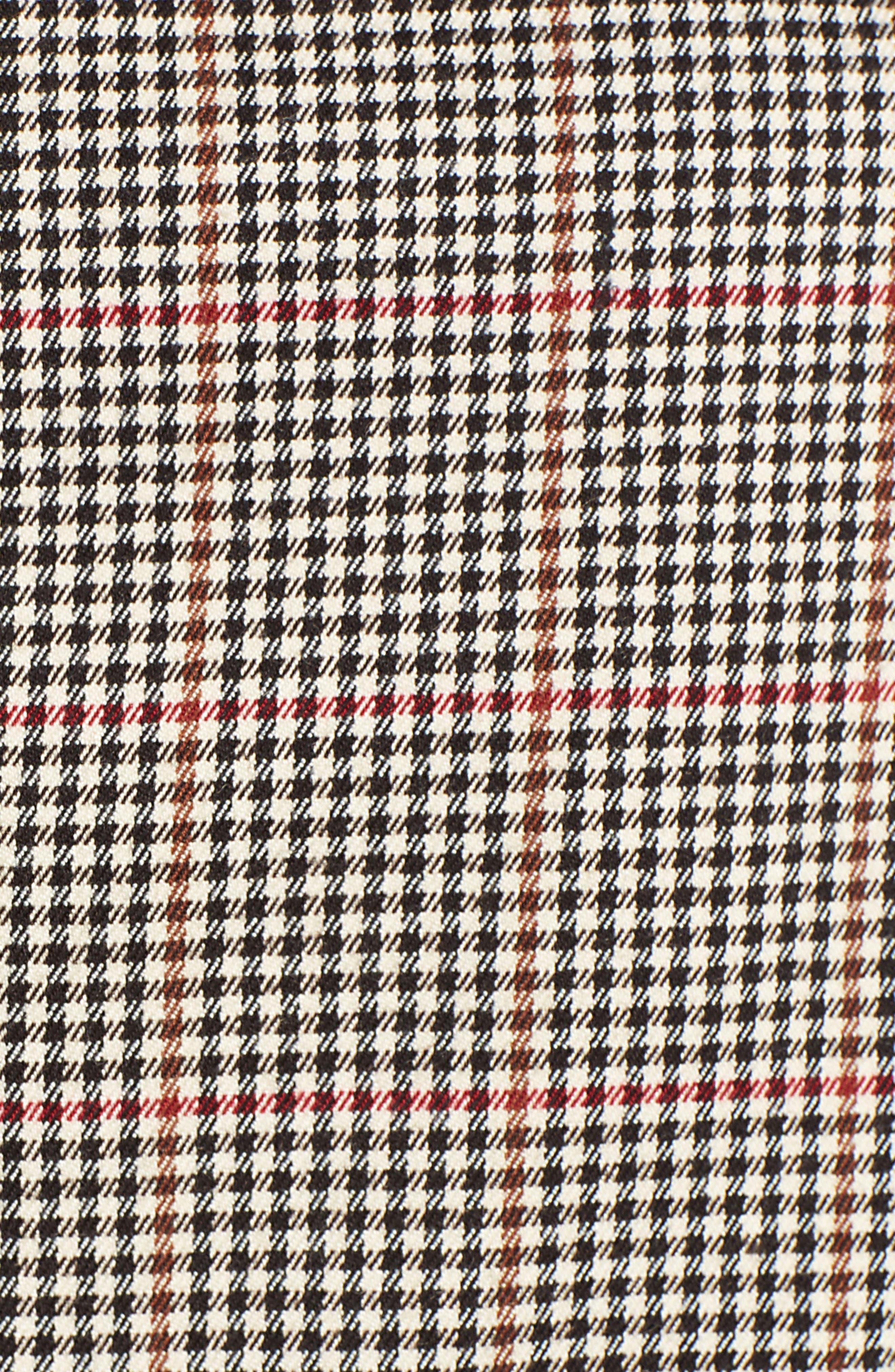 Menswear Blazer,                             Alternate thumbnail 5, color,                             London Check
