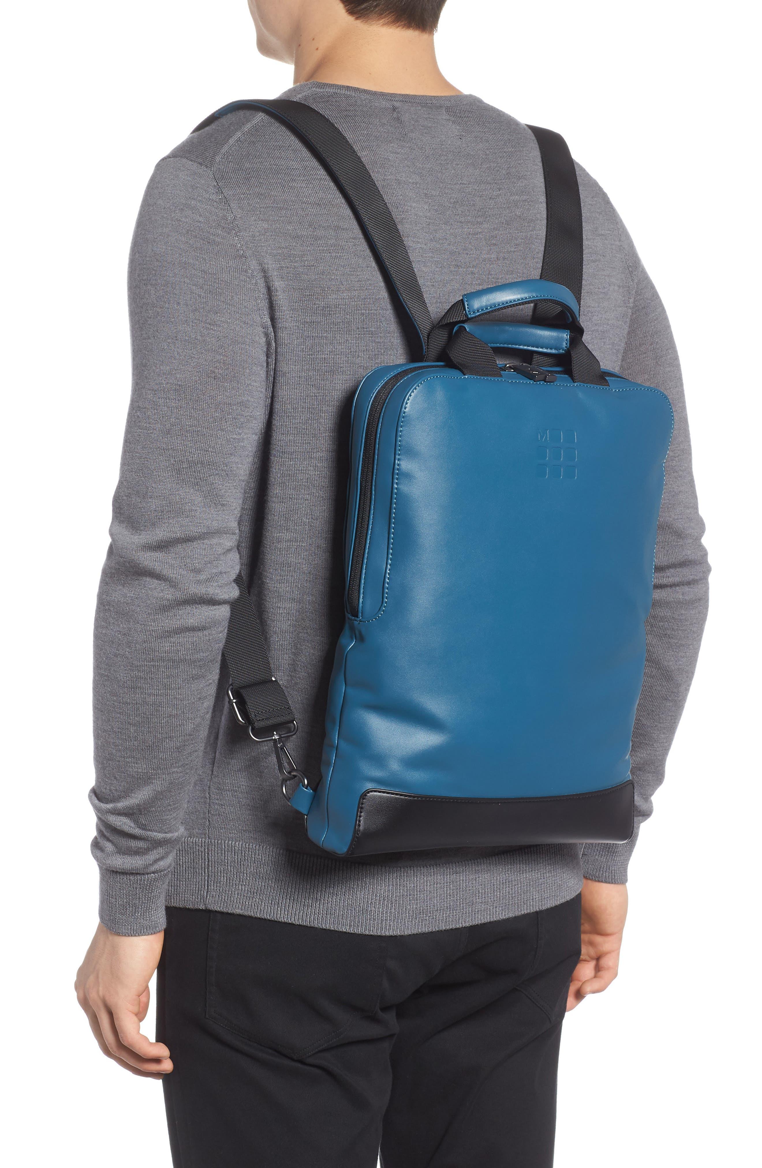 ID Vertical Device Bag,                             Alternate thumbnail 2, color,                             Steel Blue