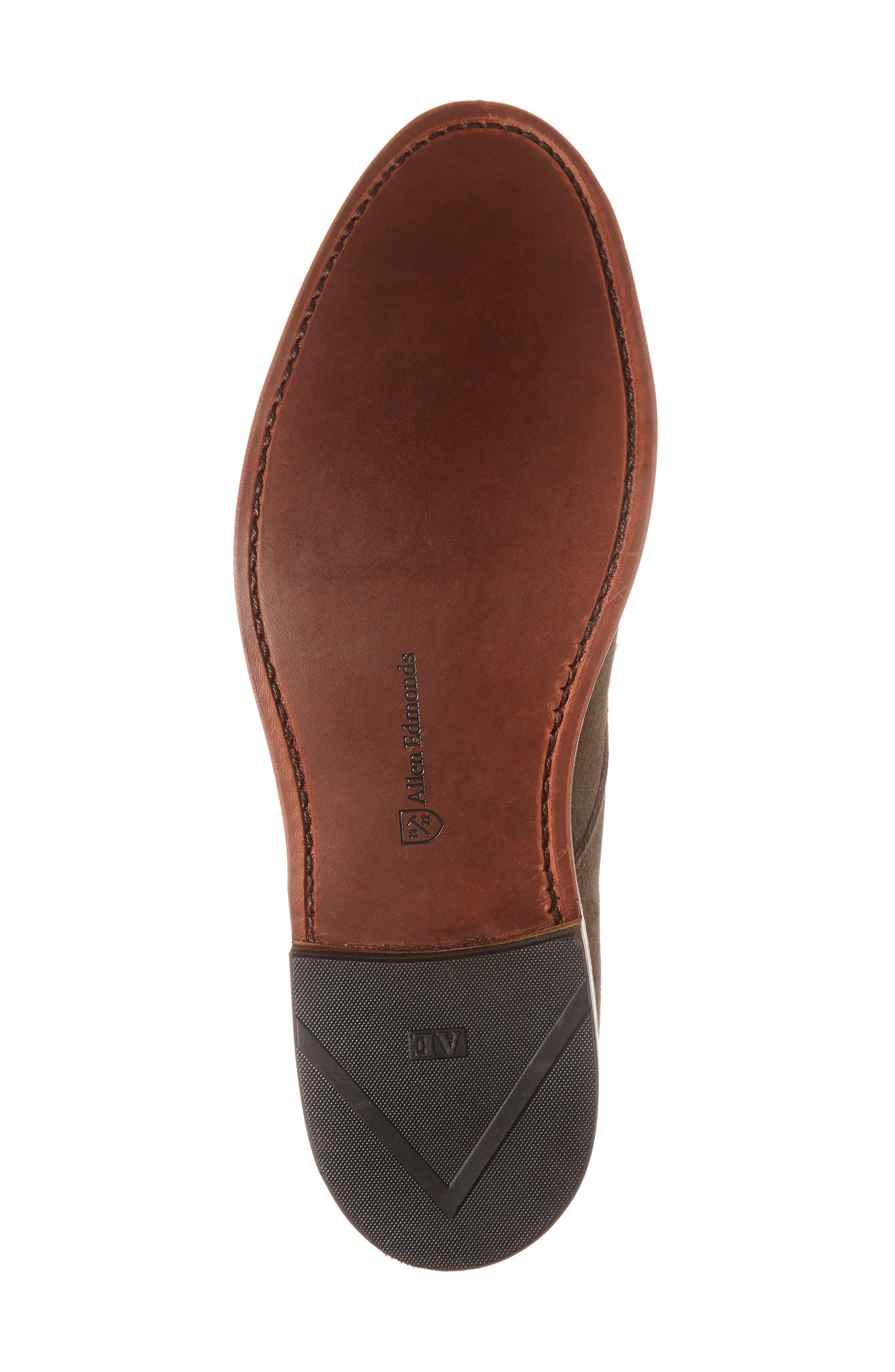 Barrett Cap Toe Derby,                             Alternate thumbnail 6, color,                             Slate Leather