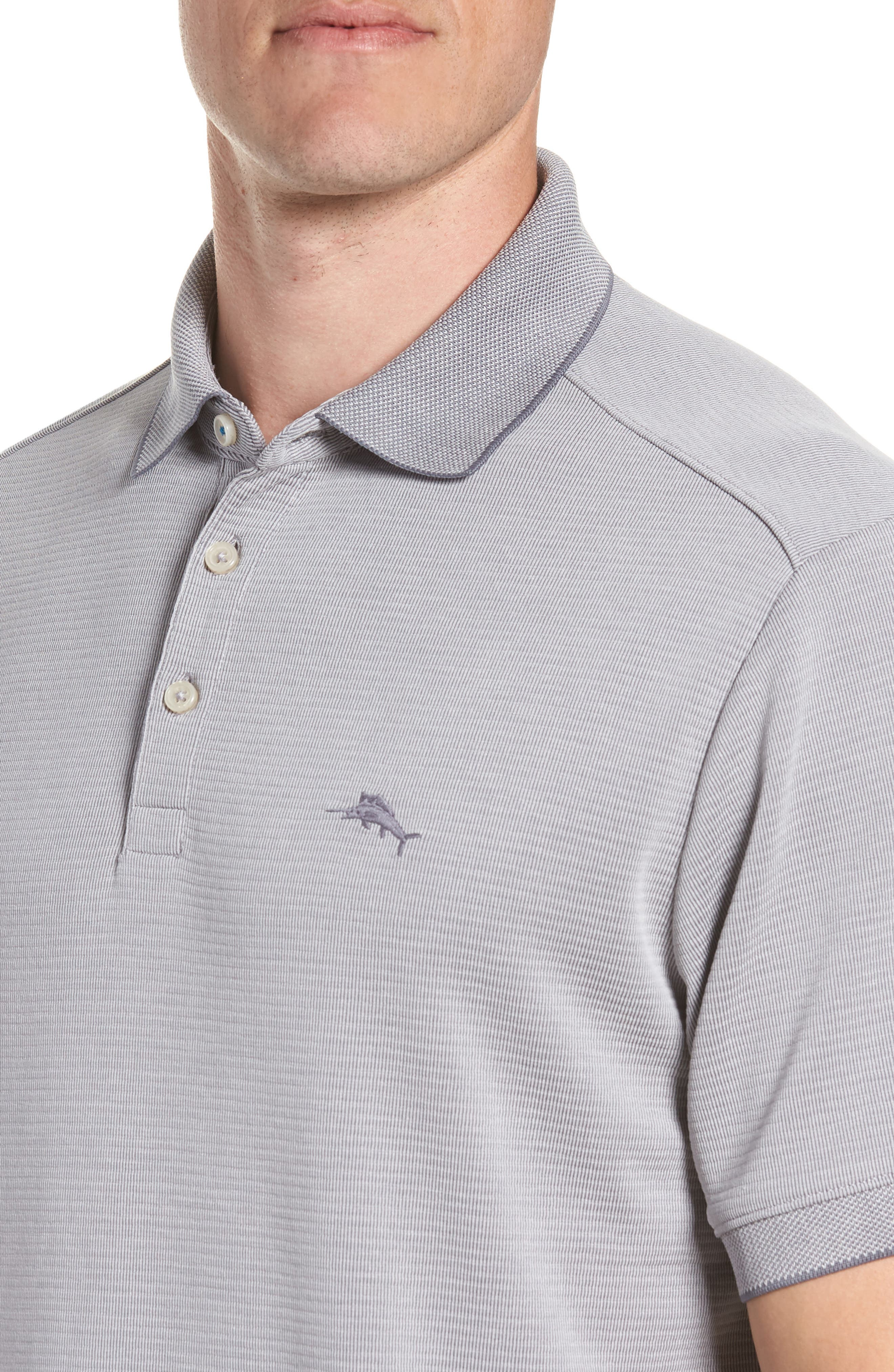 Alternate Image 4  - Tommy Bahama Coastal Crest Polo