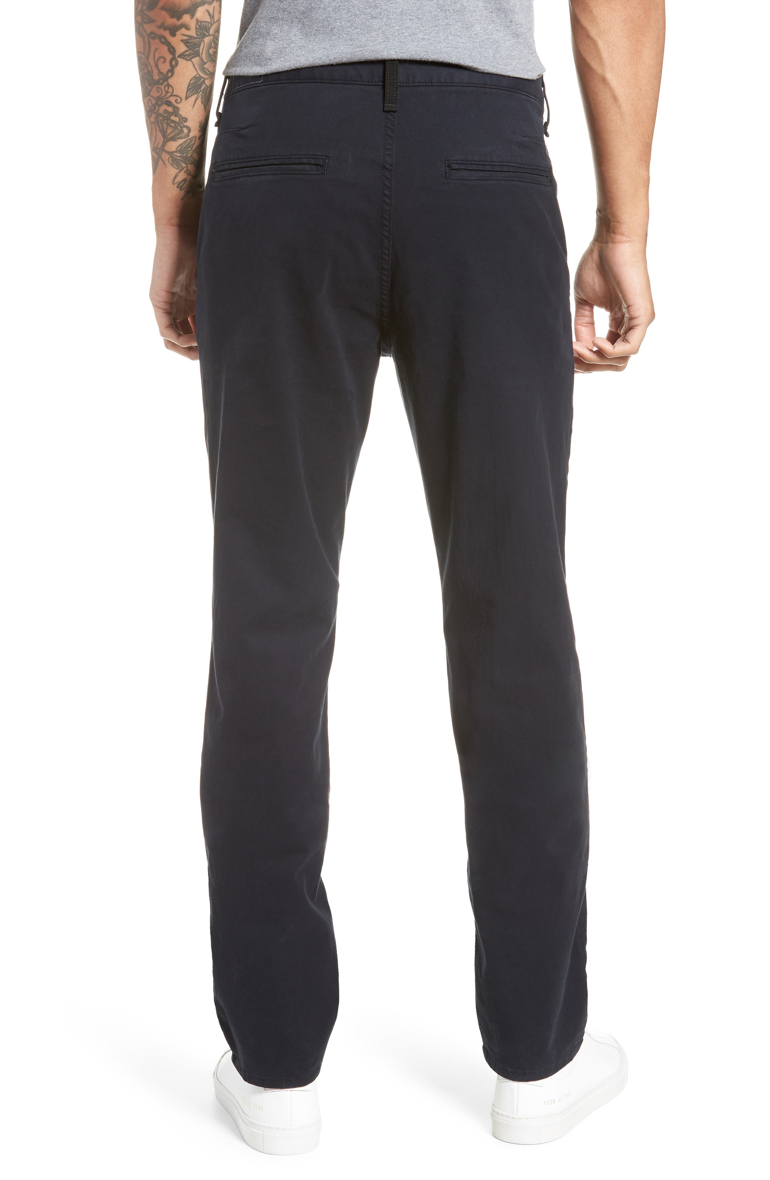 Fit 3 Classic Chino,                             Alternate thumbnail 2, color,                             Navy