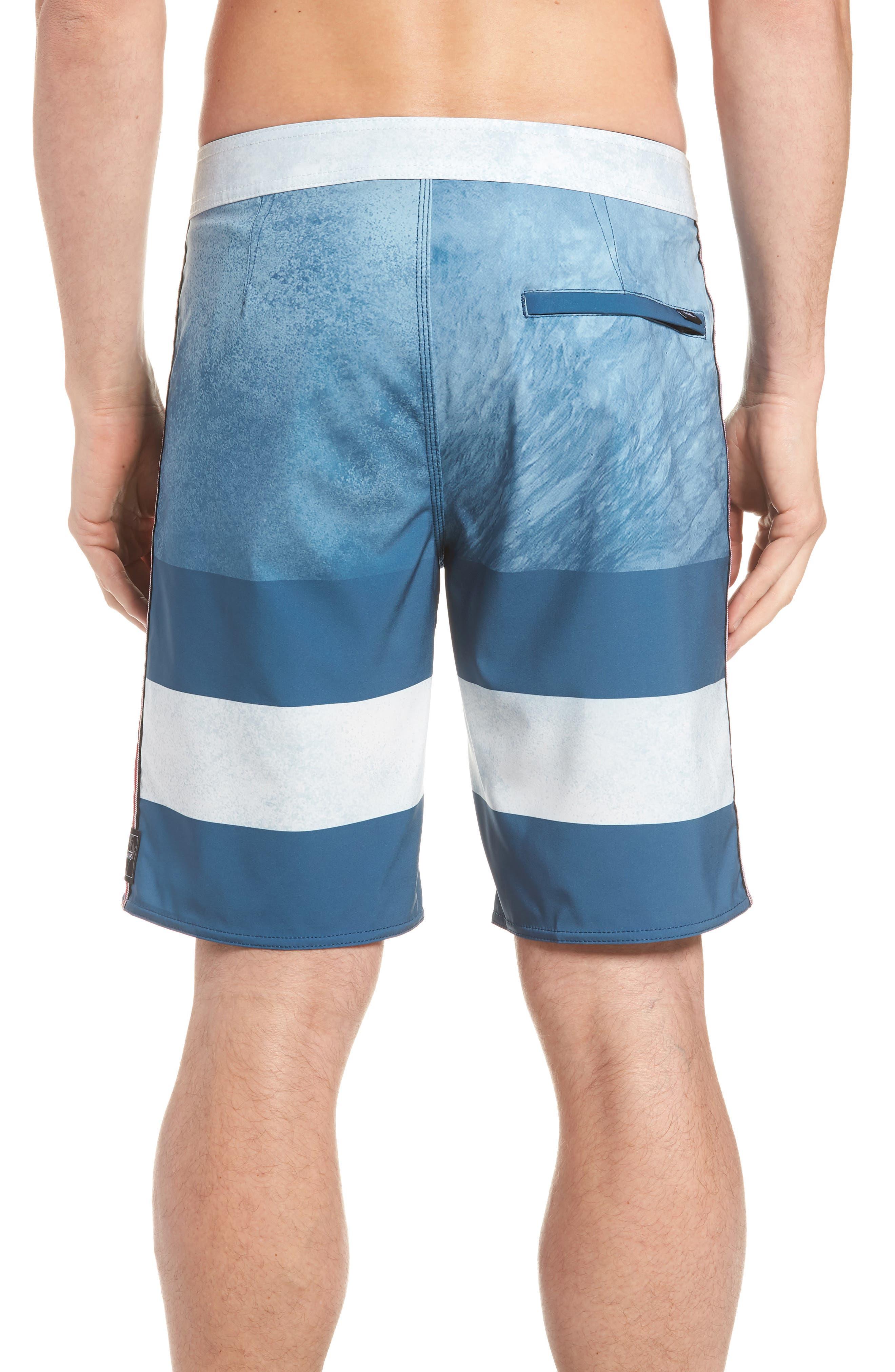 Era Board Shorts,                             Alternate thumbnail 2, color,                             Real Teal/ Nathan Florence