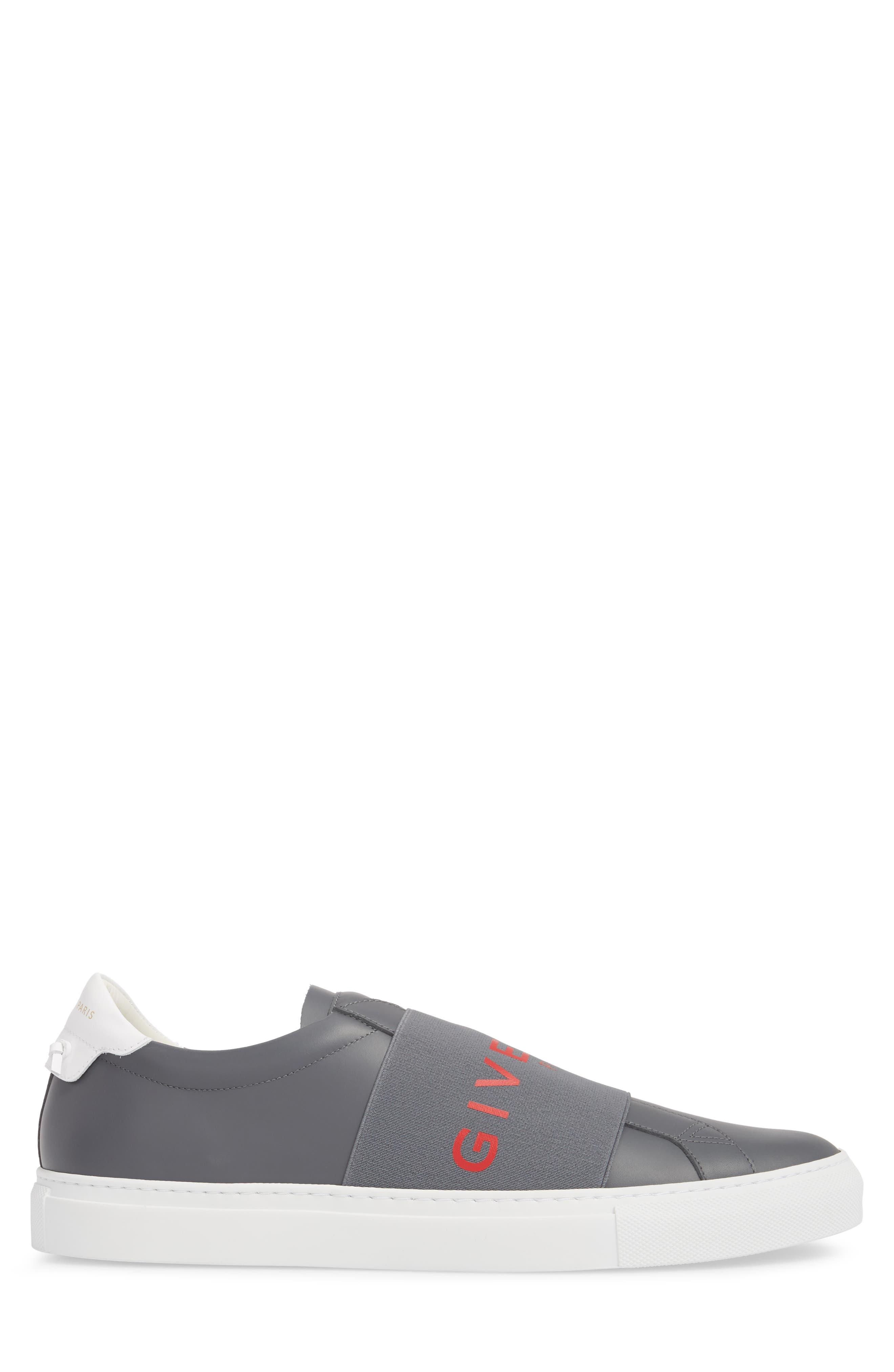 Urban Knots Sneaker,                             Alternate thumbnail 3, color,                             Grey