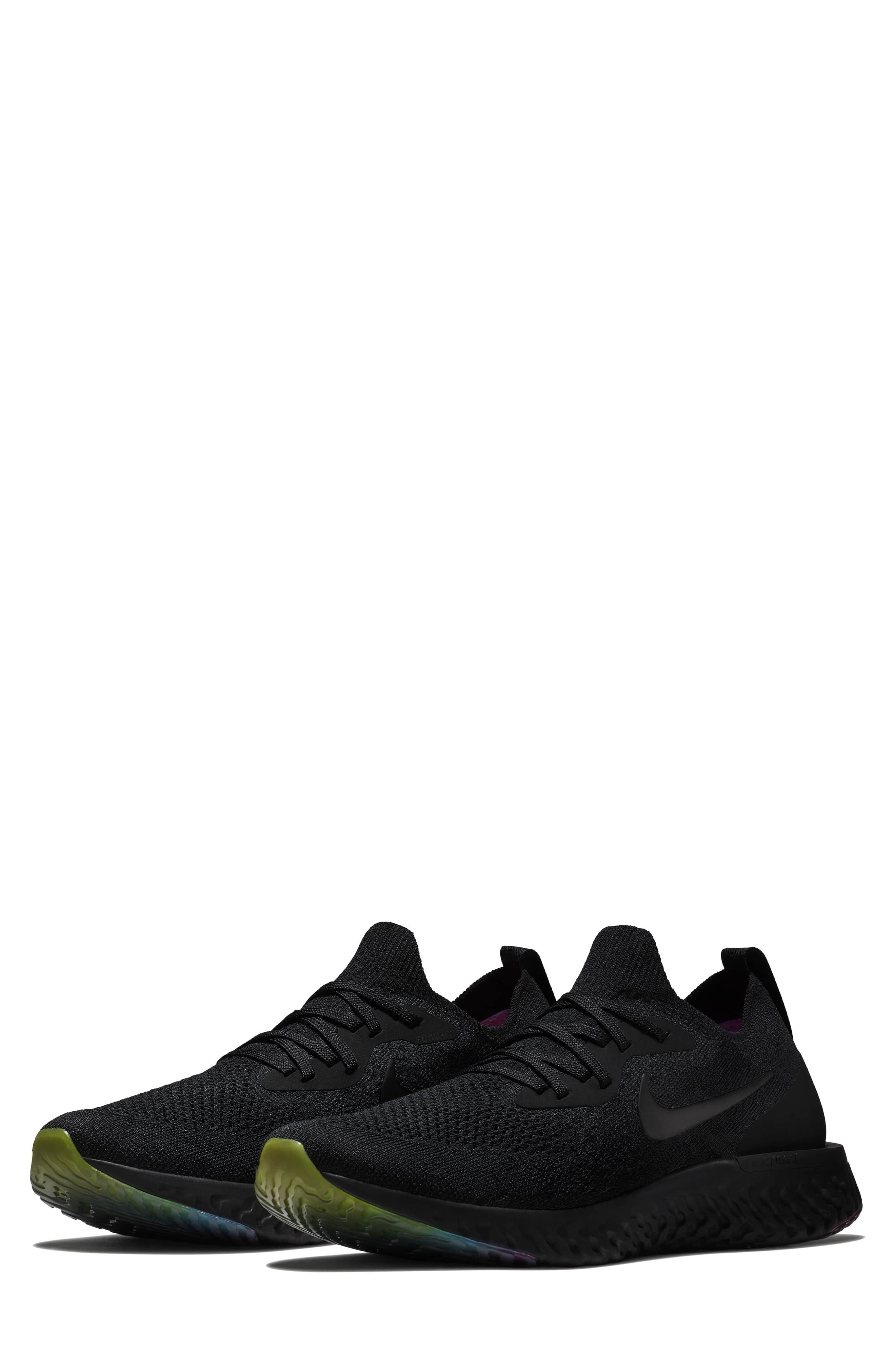 Nordstrom X Nike Epic React Flyknit Betrue Running Shoe by Nike