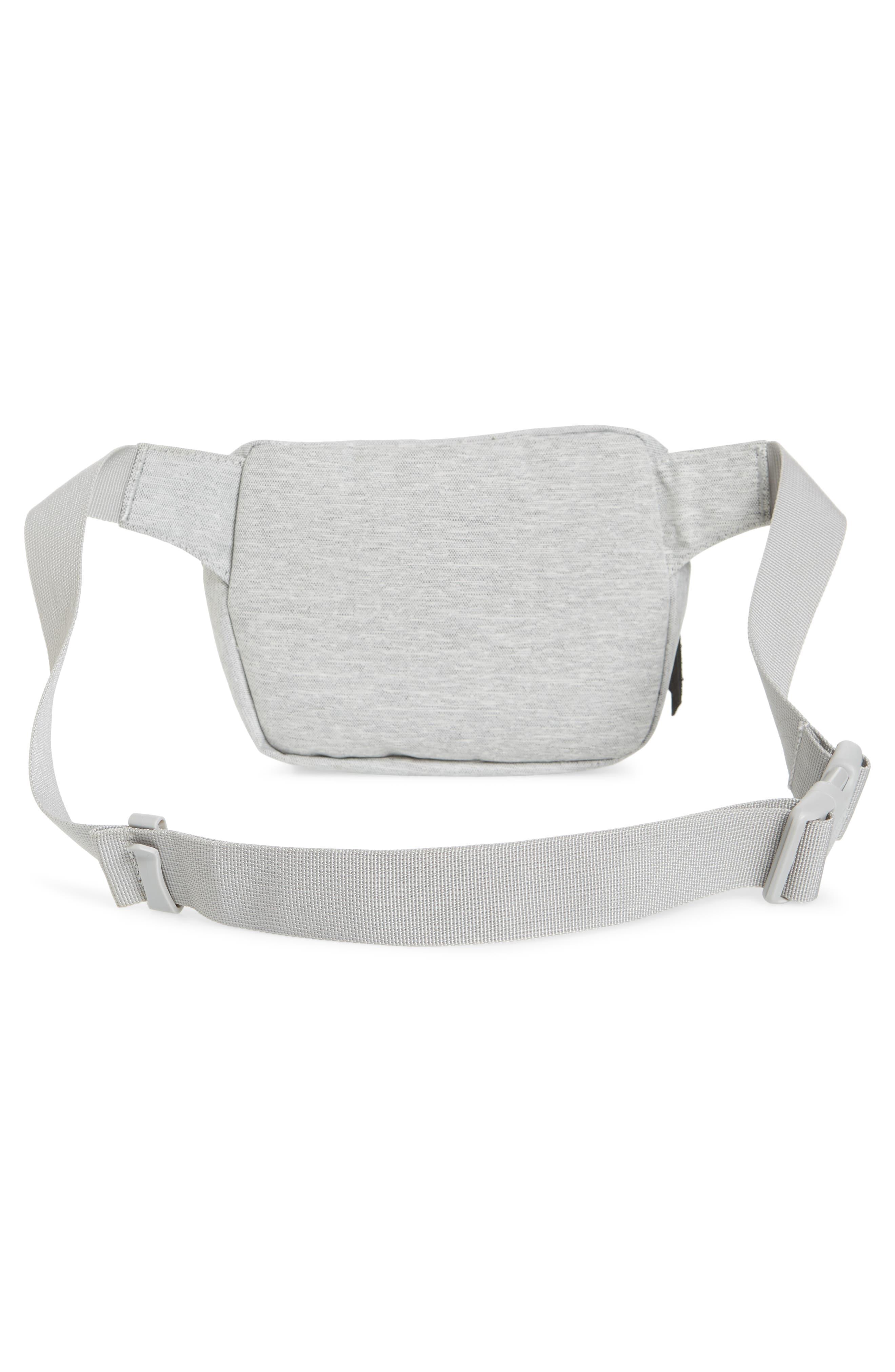 Fifteen Belt Bag,                             Alternate thumbnail 6, color,                             Light Grey