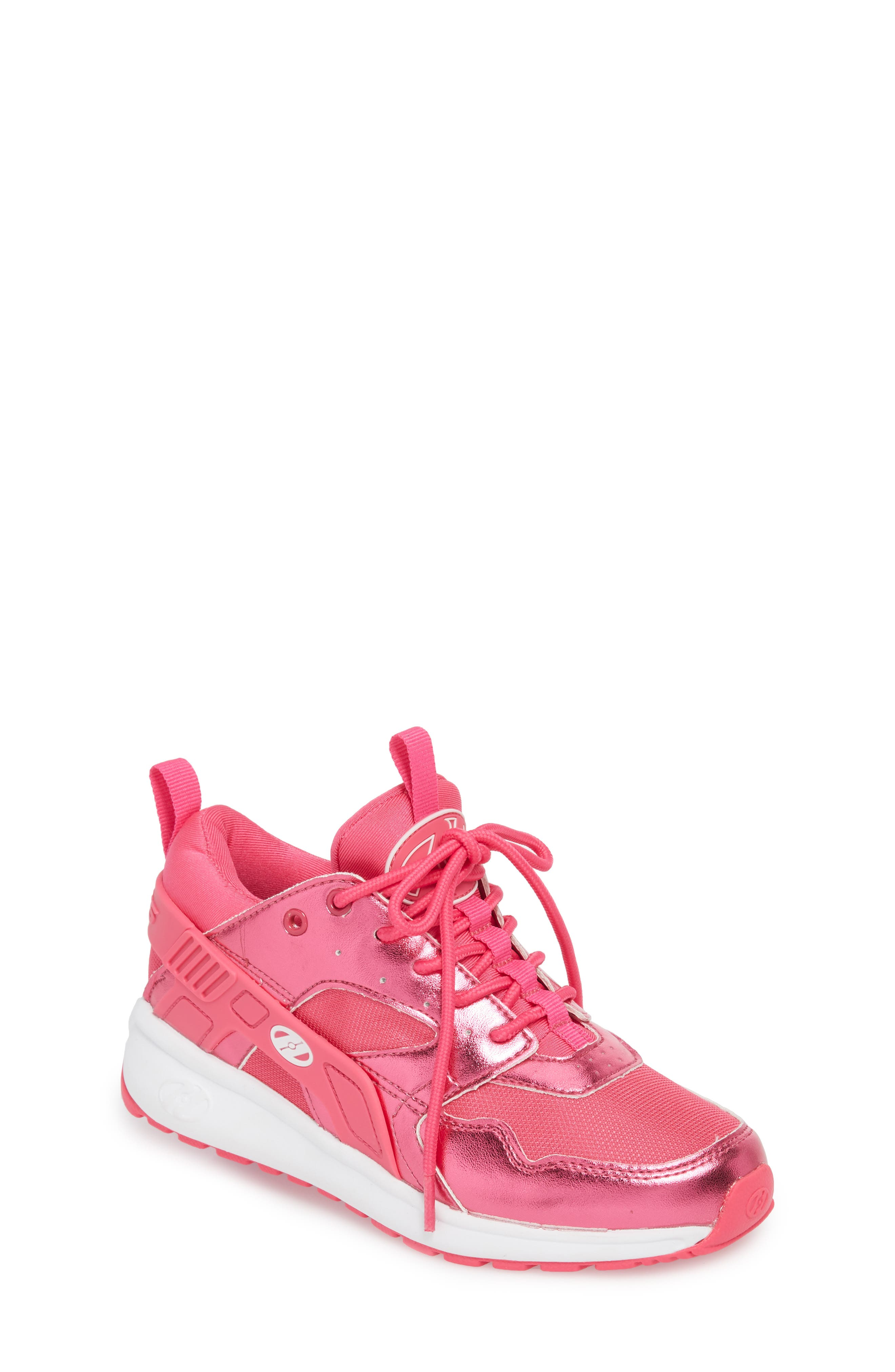 Force Sneaker,                         Main,                         color, Pink