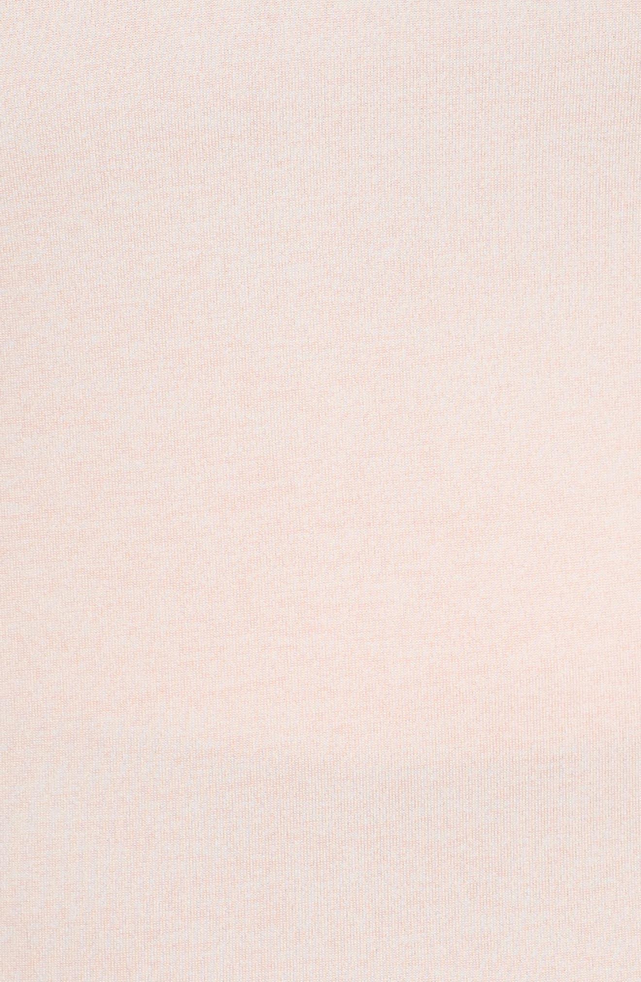 Dry Legend Training Tee,                             Alternate thumbnail 4, color,                             Storm Pink/ White/ White