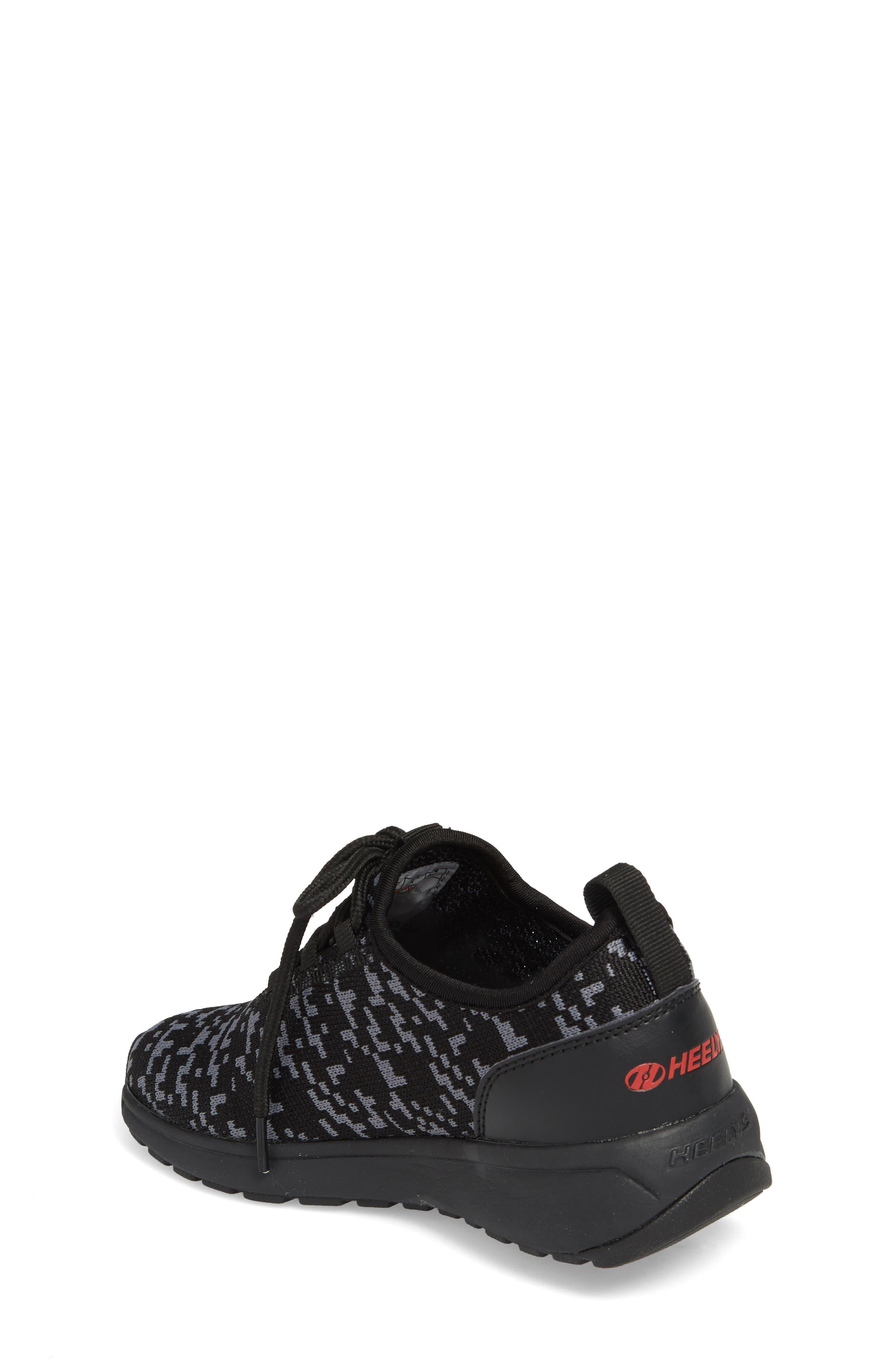 Player Sneaker,                             Alternate thumbnail 2, color,                             Black/ Red