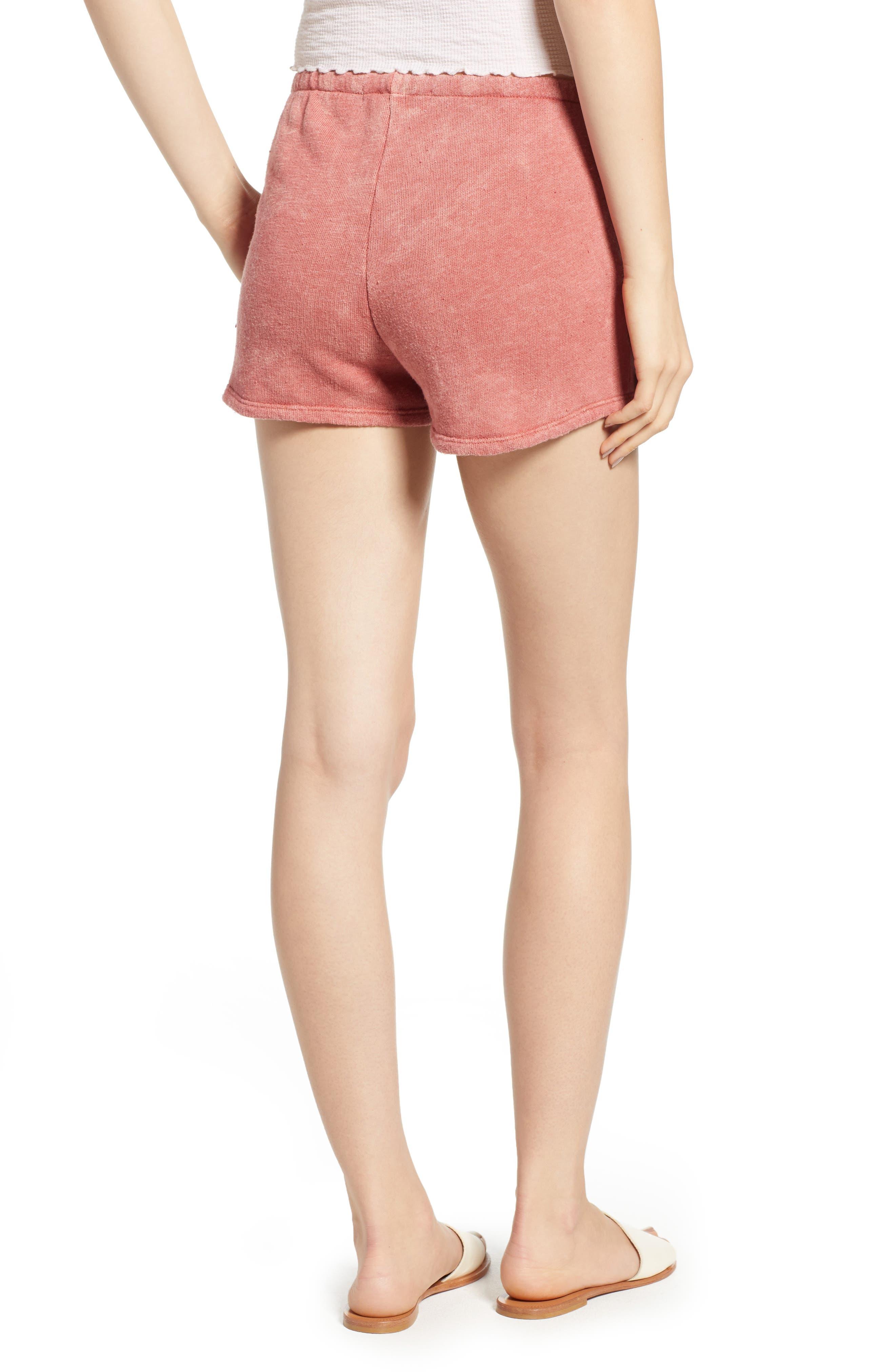 Kiama Shorts,                             Alternate thumbnail 2, color,                             Strawberry Rouge