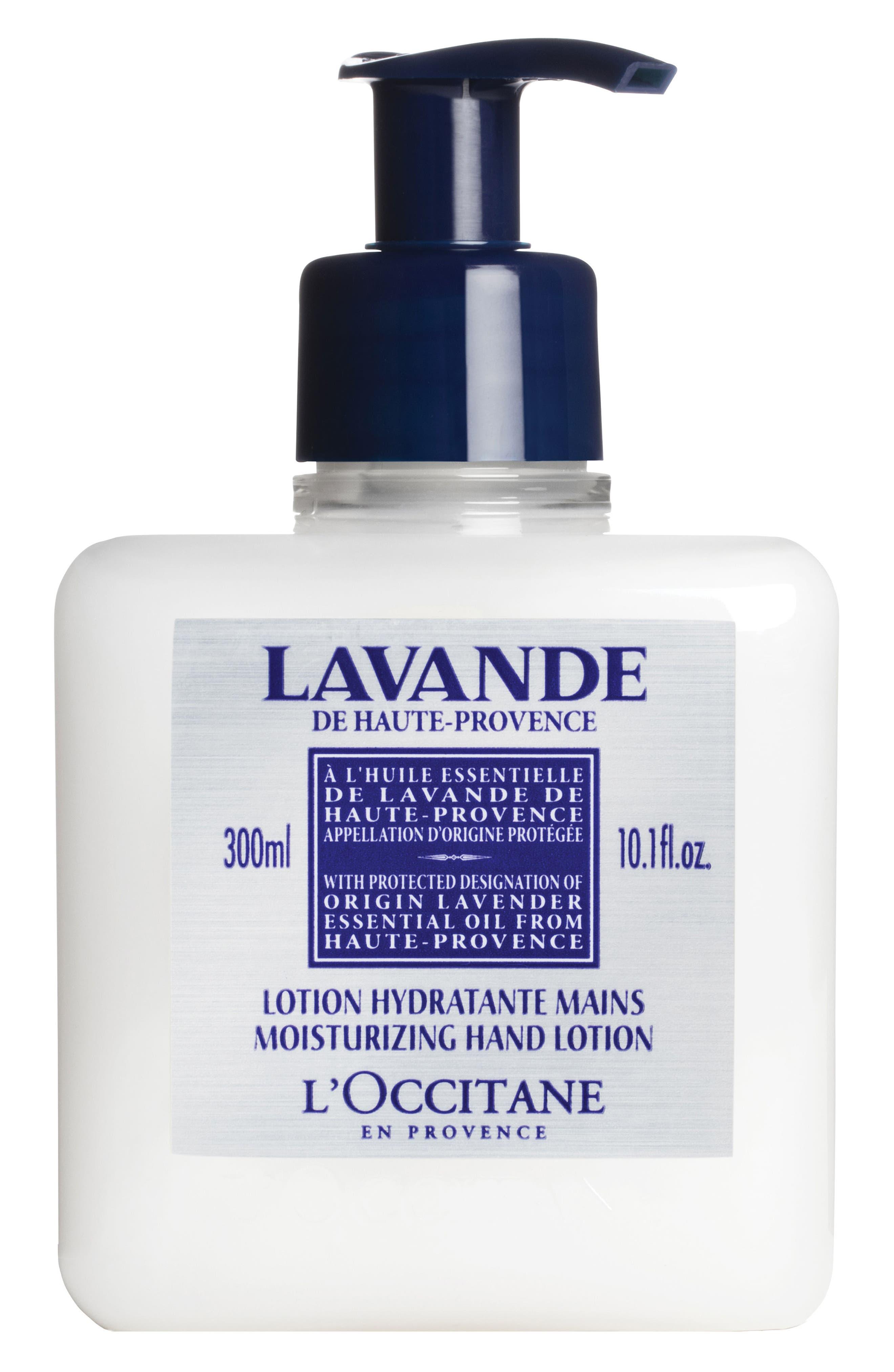 Lavender Moisturizing Hand Lotion,                         Main,                         color, No Color