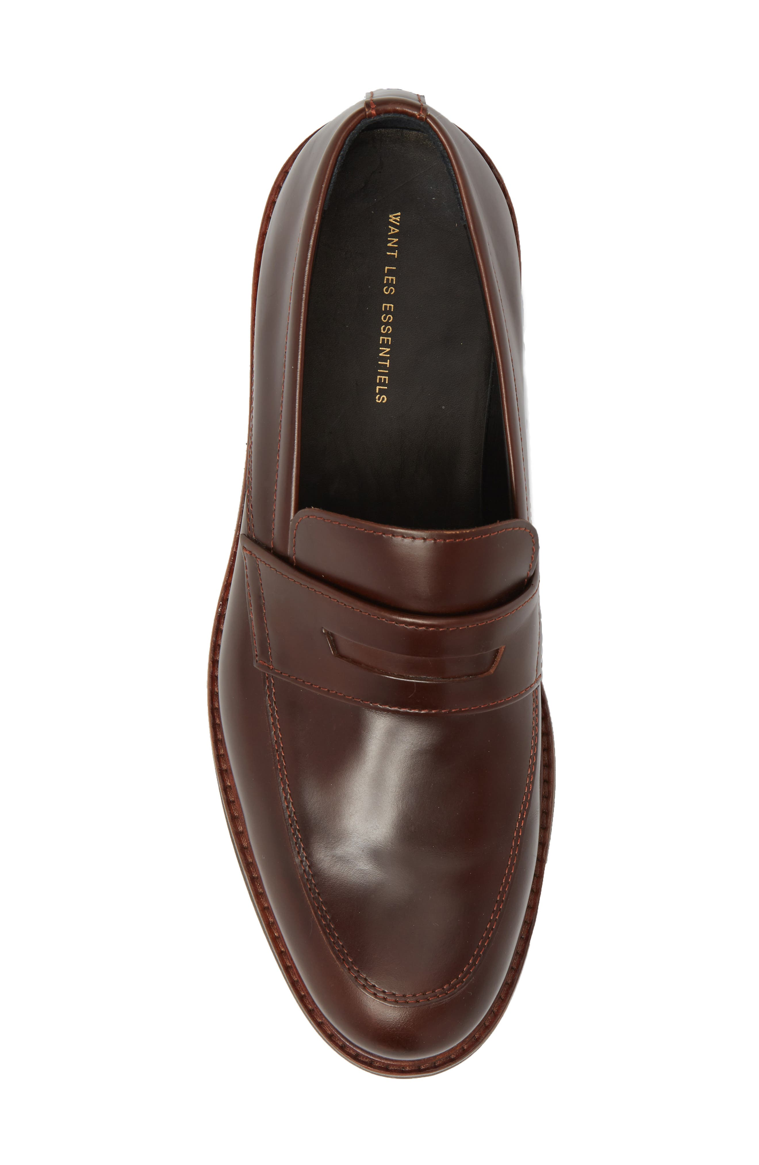 'Marcos' Loafer,                             Alternate thumbnail 5, color,                             Multi Brown/ Brown