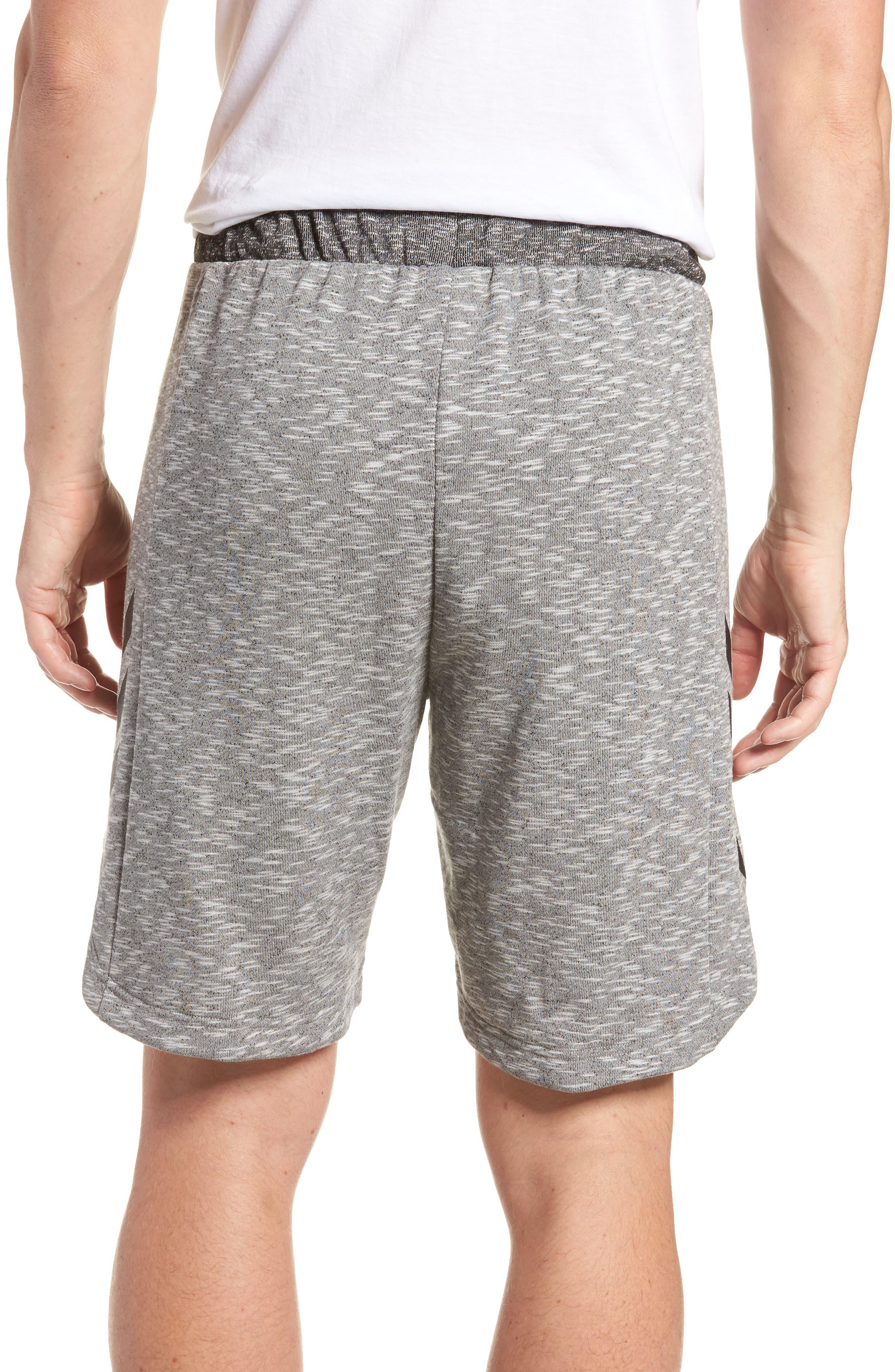 Pick Up Knit Shorts,                             Alternate thumbnail 2, color,                             Lgh Solid Grey