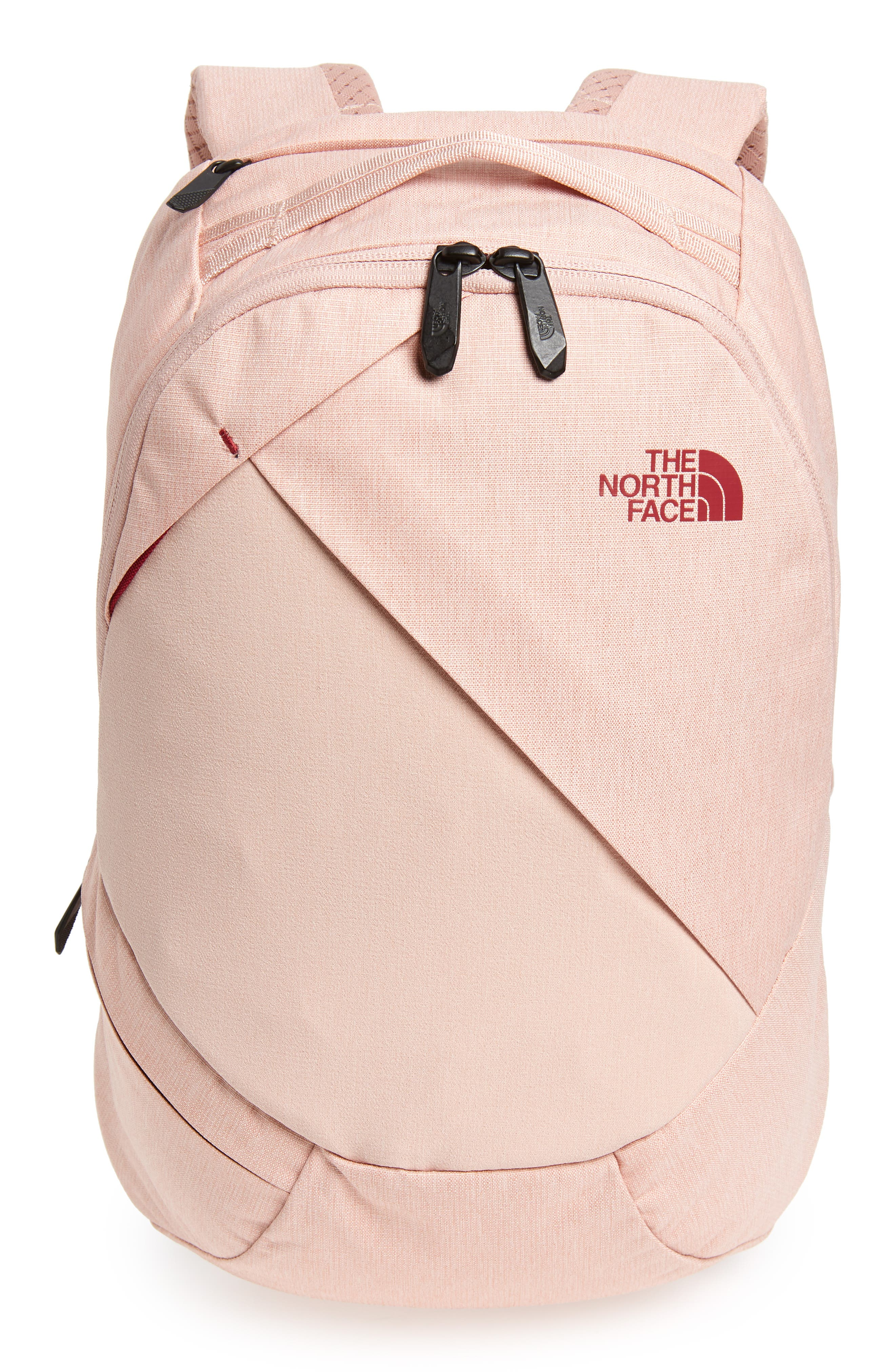 Electra Backpack,                             Main thumbnail 1, color,                             Misty Rose Heather