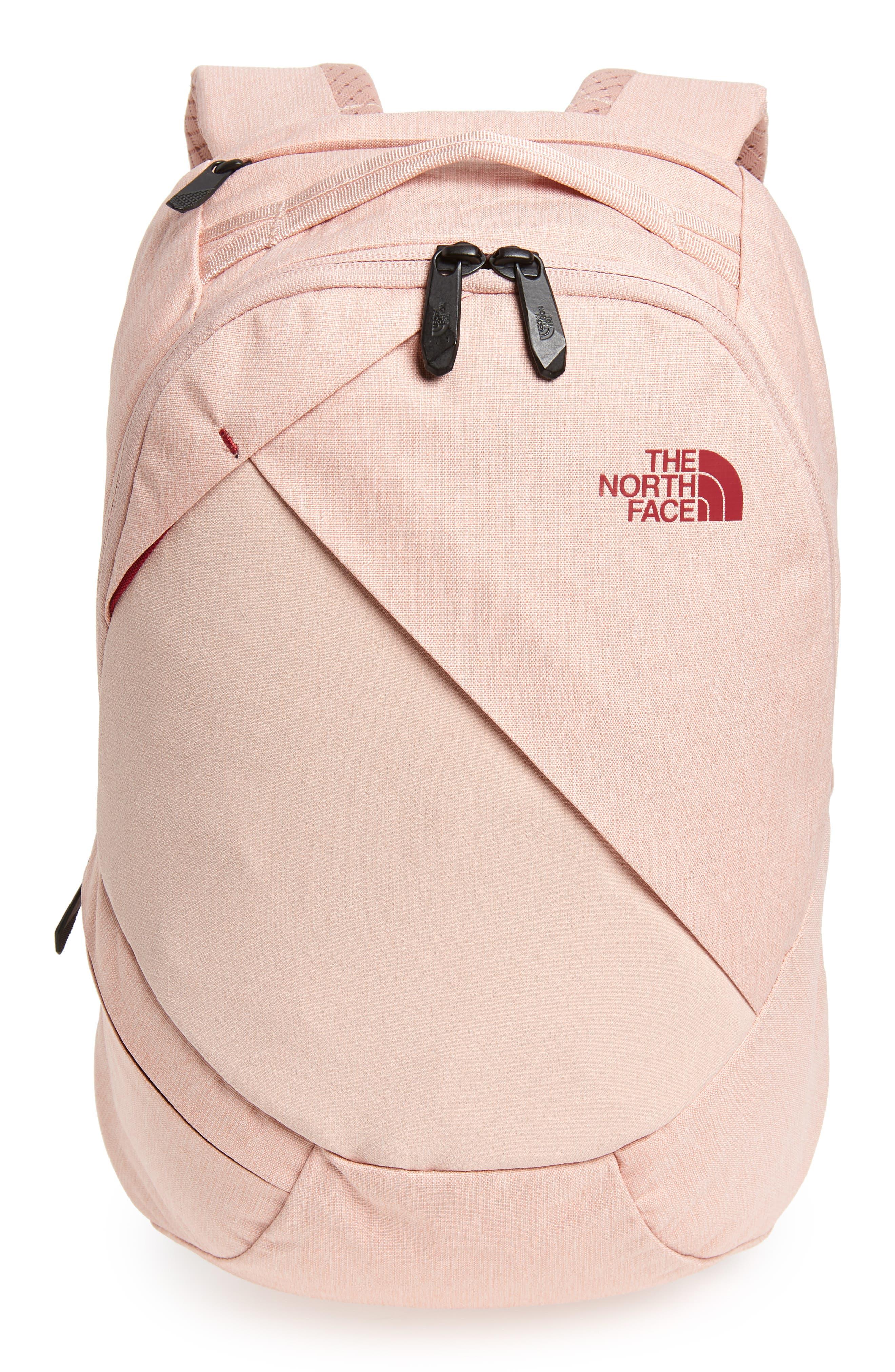 Electra Backpack,                         Main,                         color, Misty Rose Heather