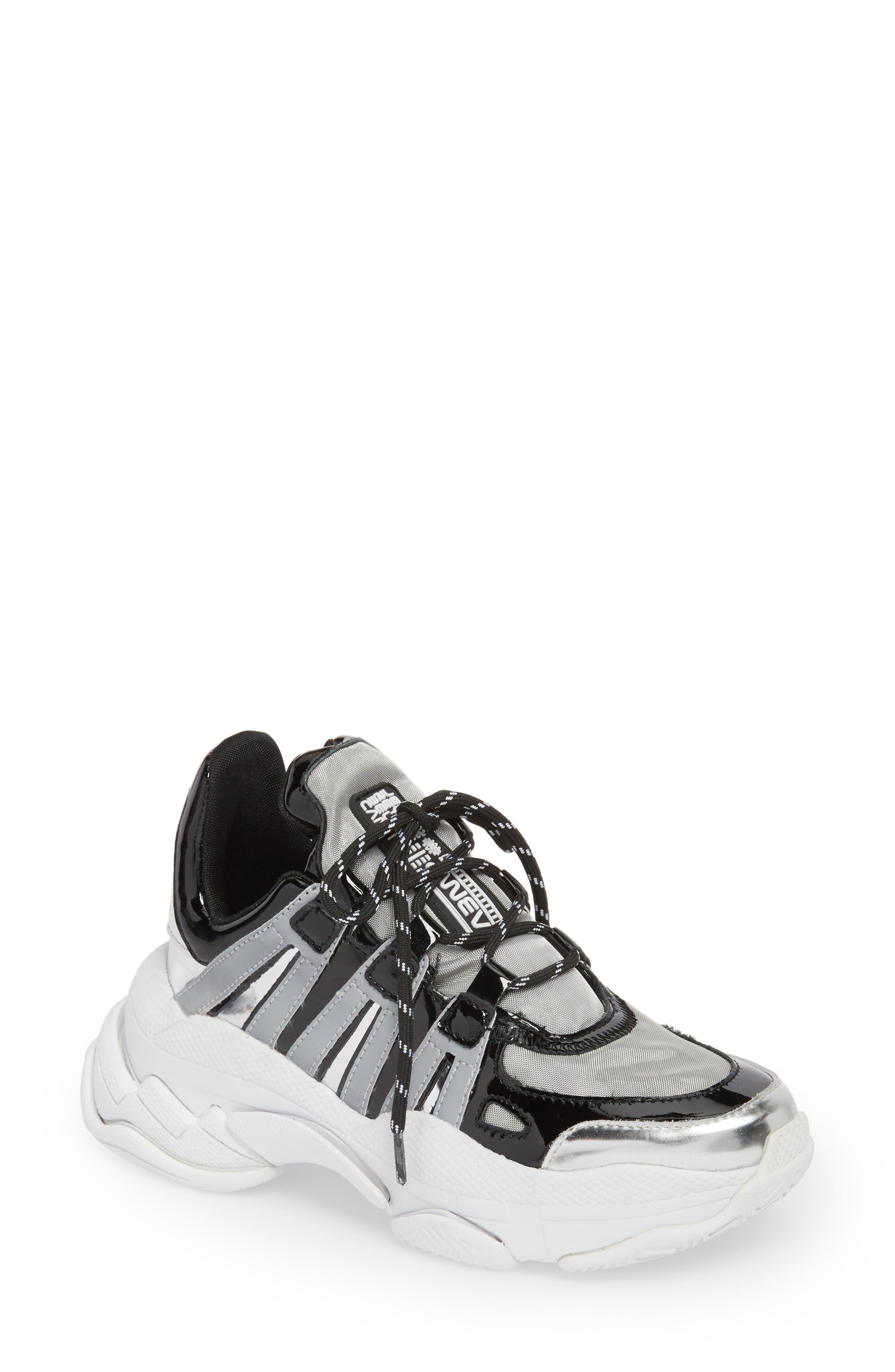 Shop Jeffrey Campbell Wifi Sneaker In