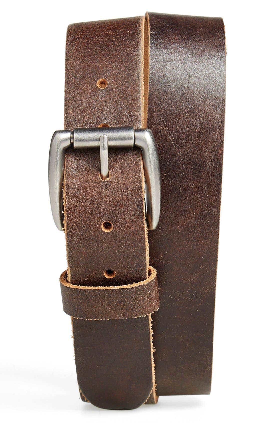 Alternate Image 1 Selected - Bill Adler 1981 Roller Buckle Belt