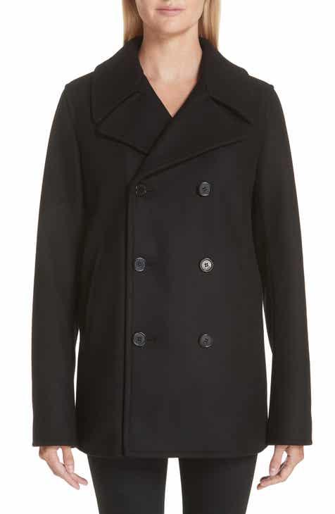 68c0f2200bd Women's Saint Laurent Coats & Jackets | Nordstrom