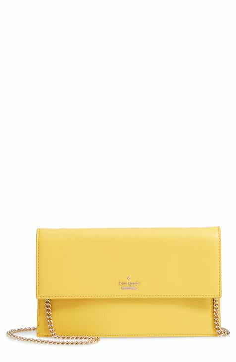Wallets card cases for women nordstrom kate spade new york blake street dot brennan leather wallet card case nordstrom exclusive colourmoves