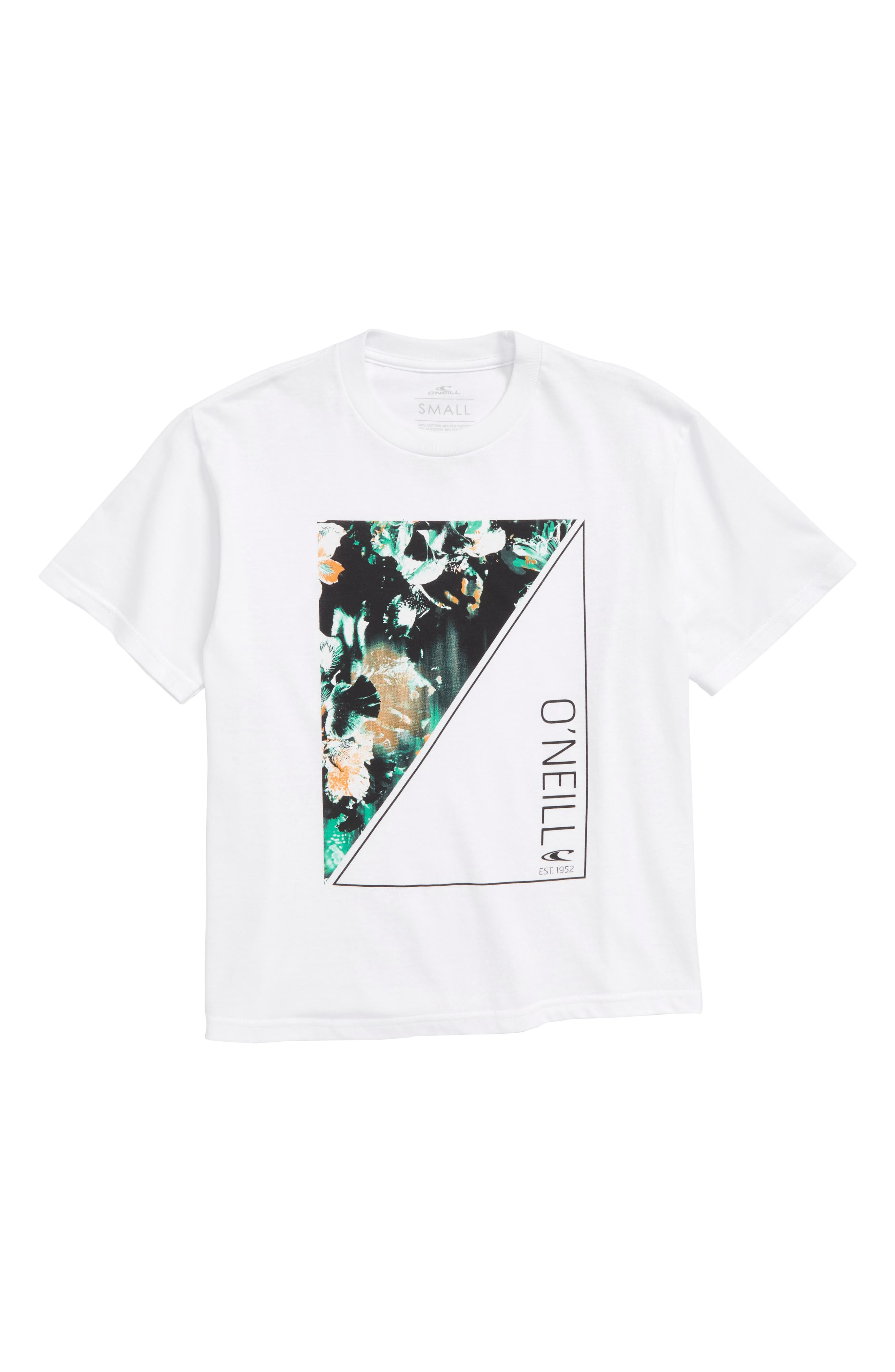 Taco Graphic T-Shirt,                         Main,                         color, White